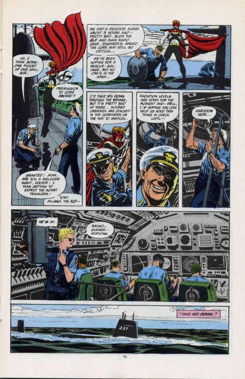 Read online Doctor Zero comic -  Issue #6 - 13
