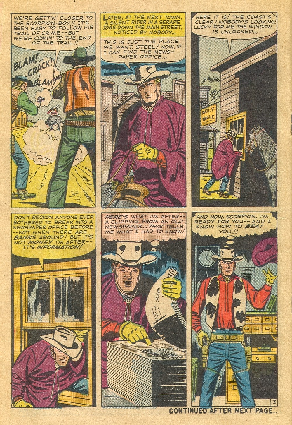 Kid Colt Outlaw issue 115 - Page 18