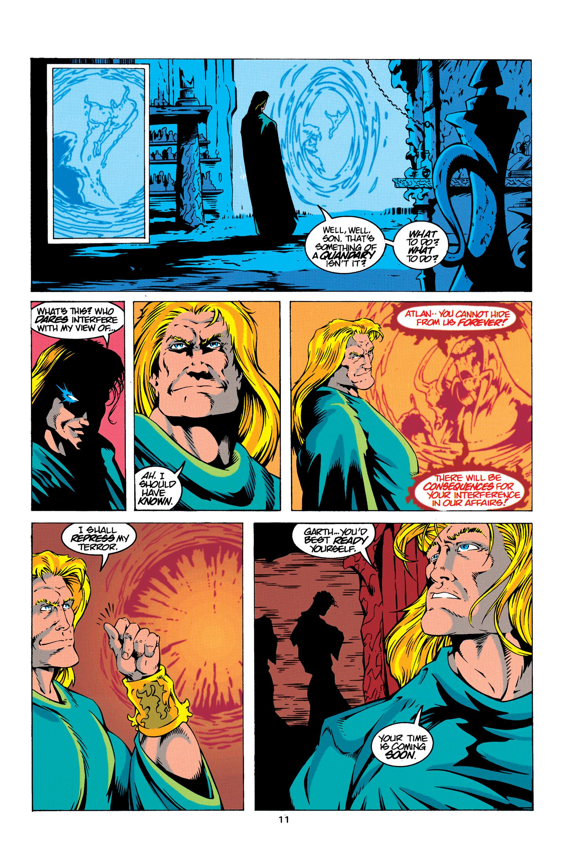Read online Aquaman (1994) comic -  Issue #18 - 11