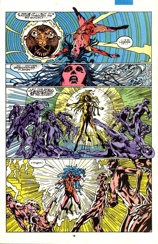 Read online Alpha Flight (1983) comic -  Issue #90 - 16