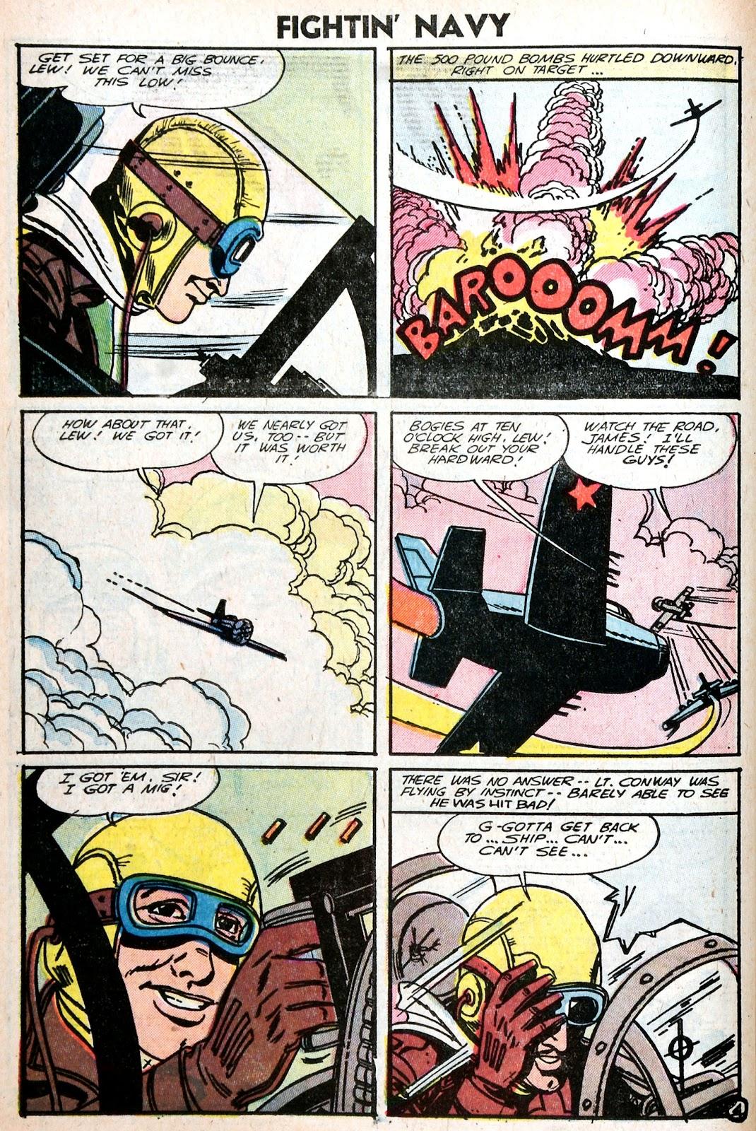 Read online Fightin' Navy comic -  Issue #75 - 14