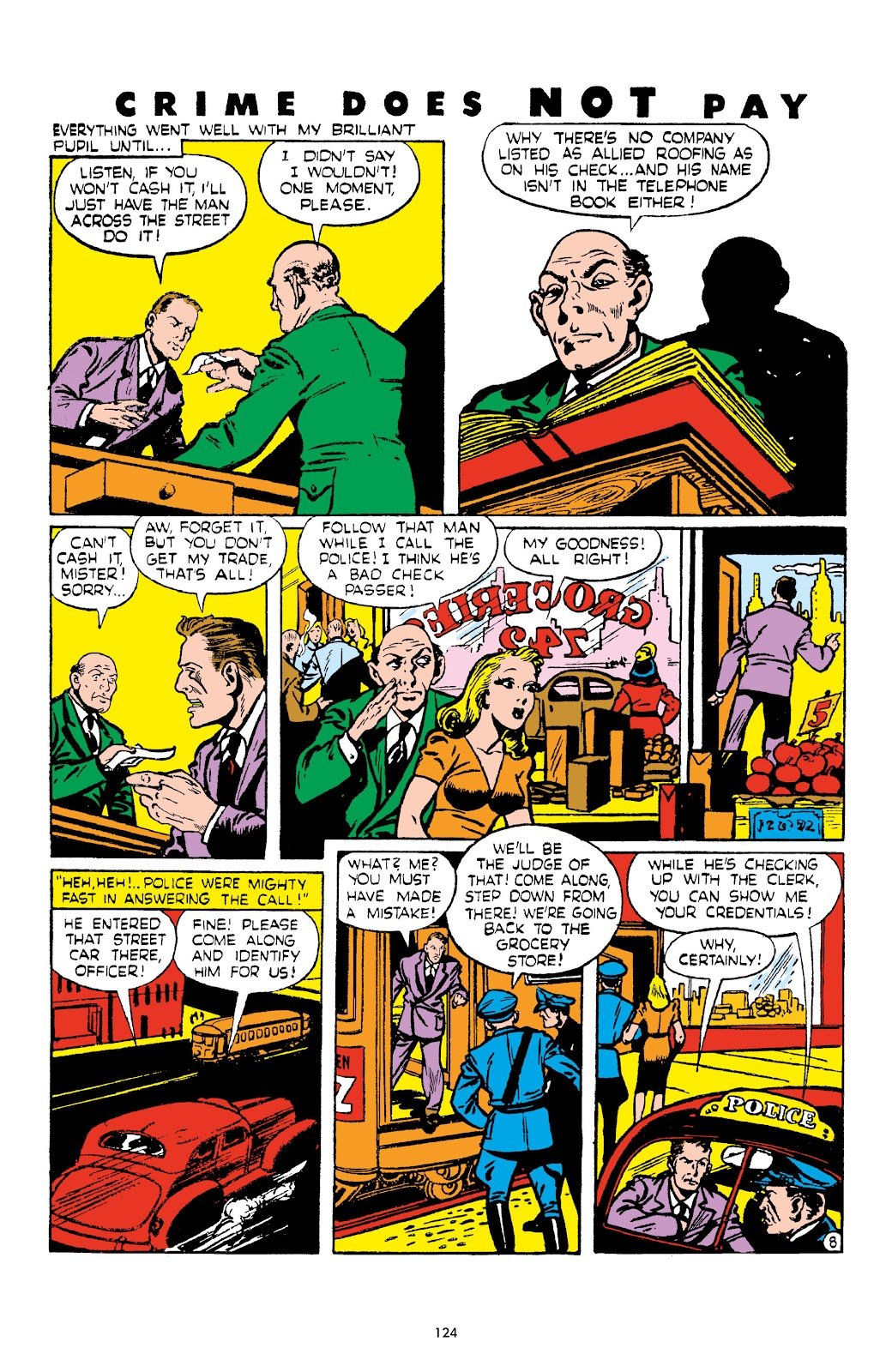 Read online Crime Does Not Pay Archives comic -  Issue # TPB 4 (Part 2) - 24