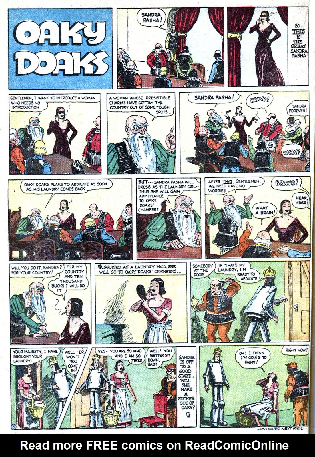 Read online Famous Funnies comic -  Issue #66 - 40