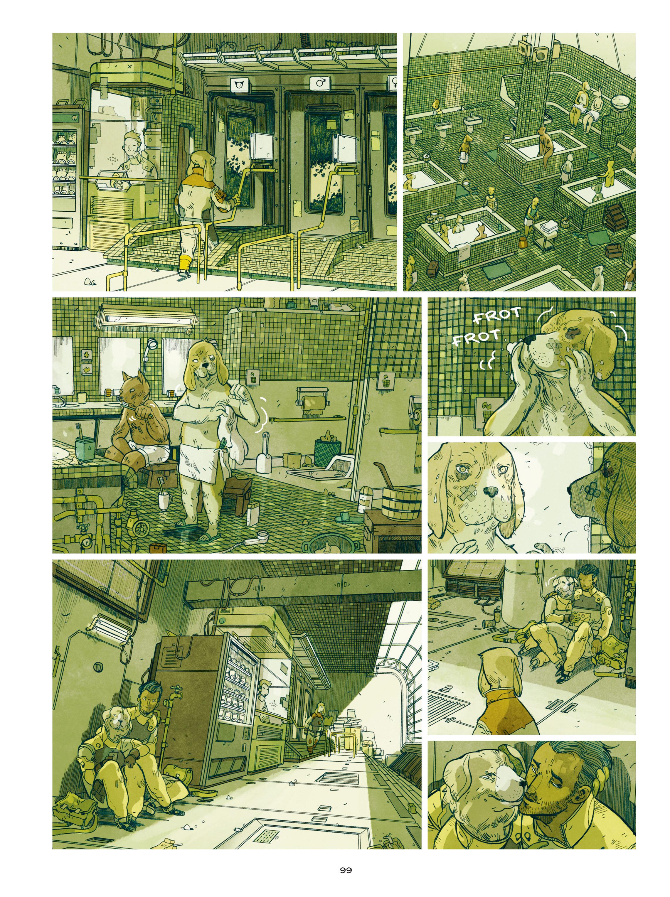 Read online Shangri-La comic -  Issue # Full - 100