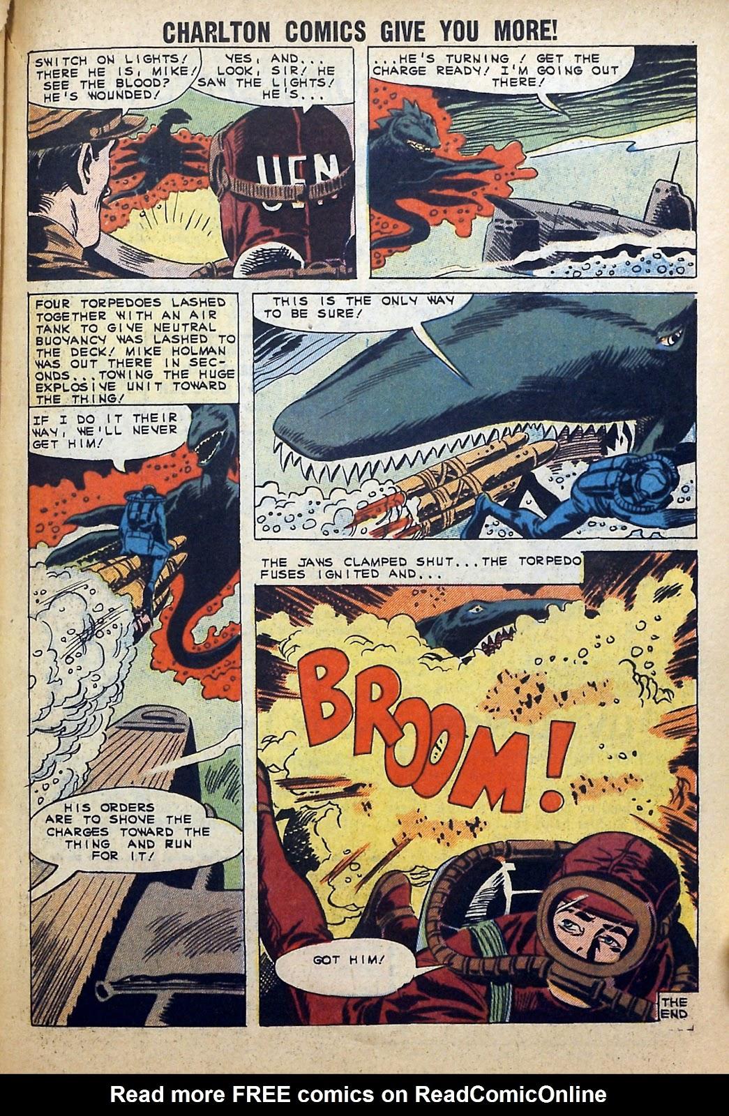 Read online Fightin' Navy comic -  Issue #99 - 33