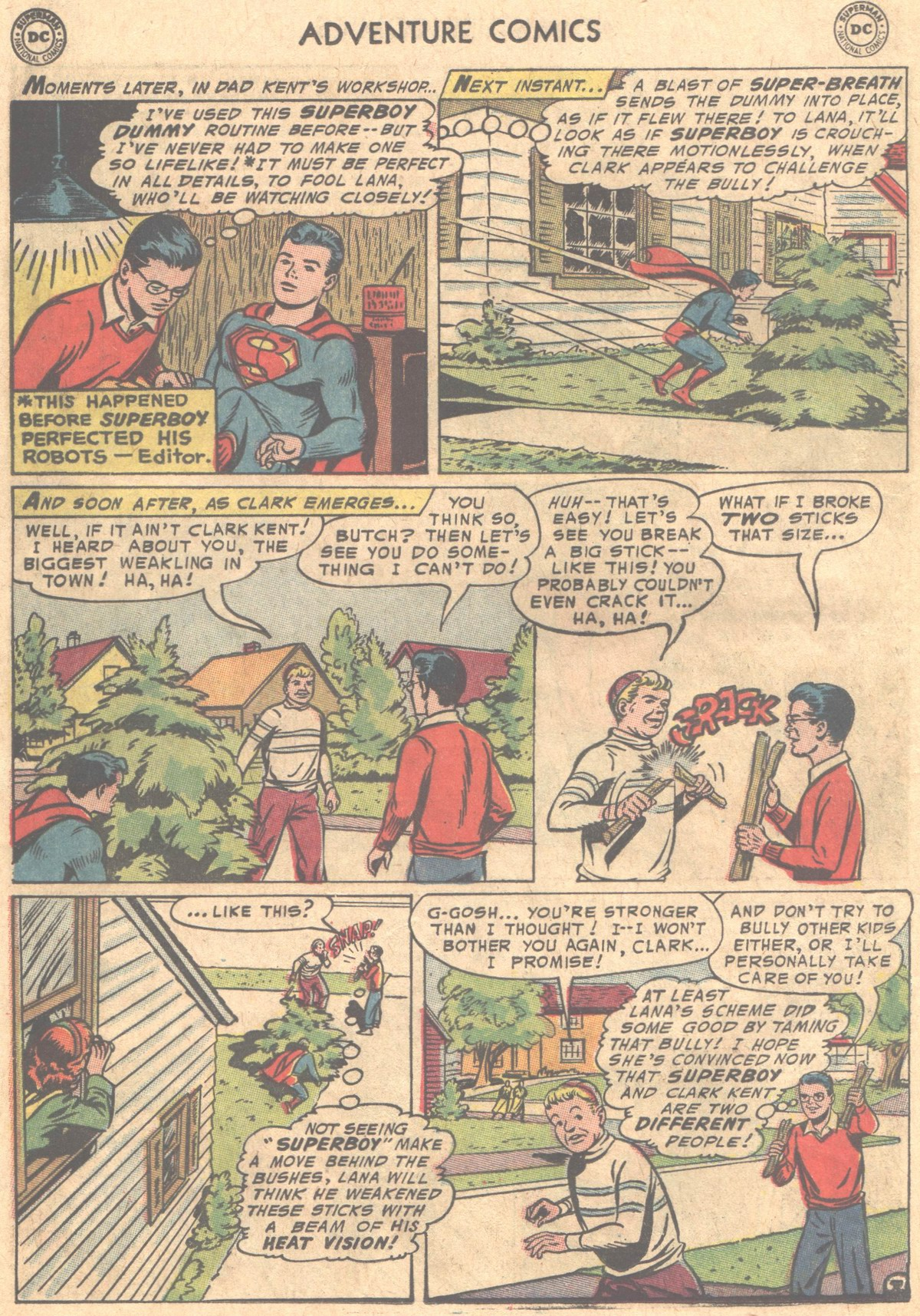 Read online Adventure Comics (1938) comic -  Issue #331 - 25