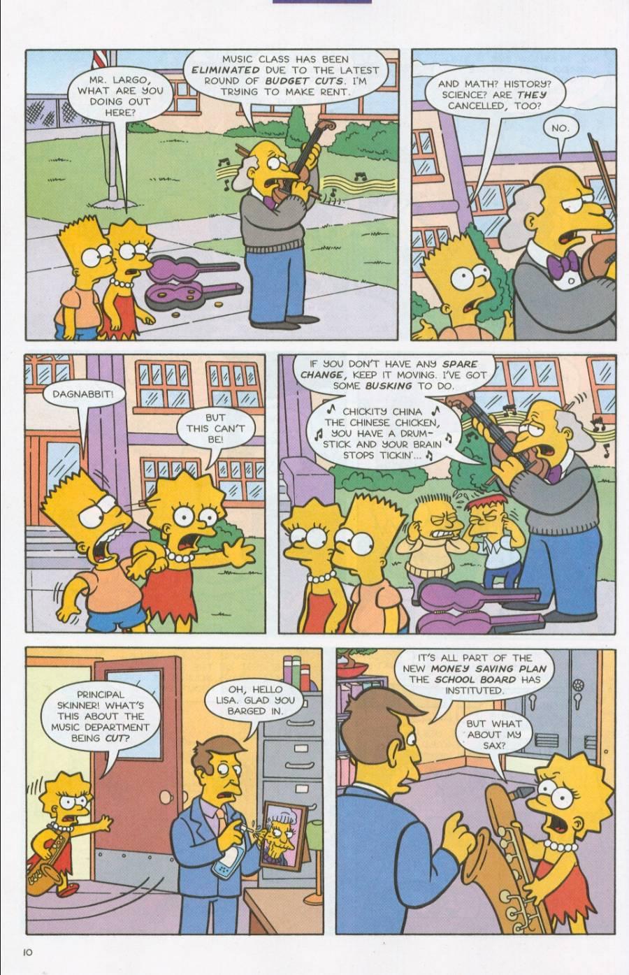 Read online Simpsons Comics comic -  Issue #71 - 11
