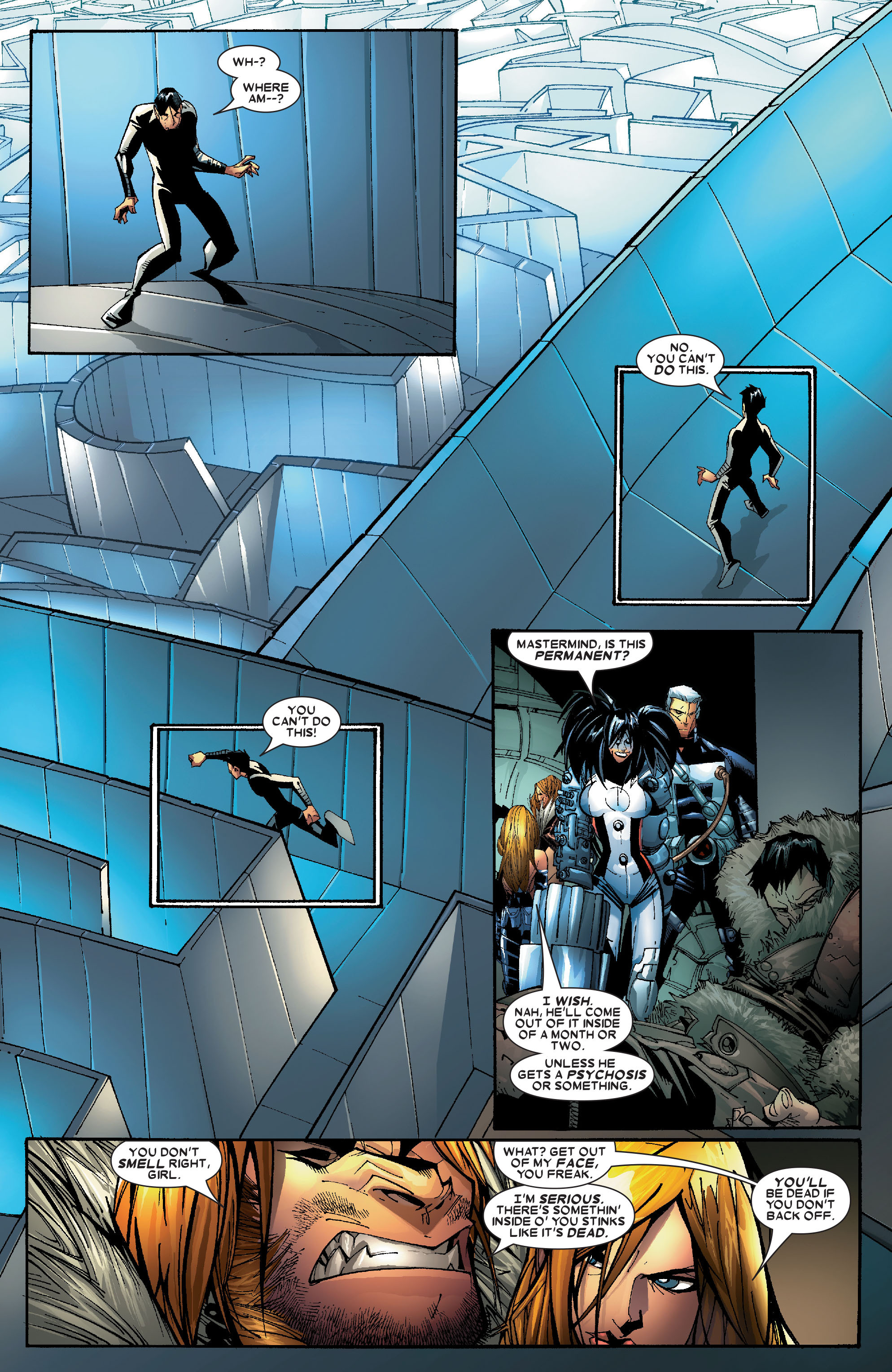 X-Men (1991) 196 Page 21