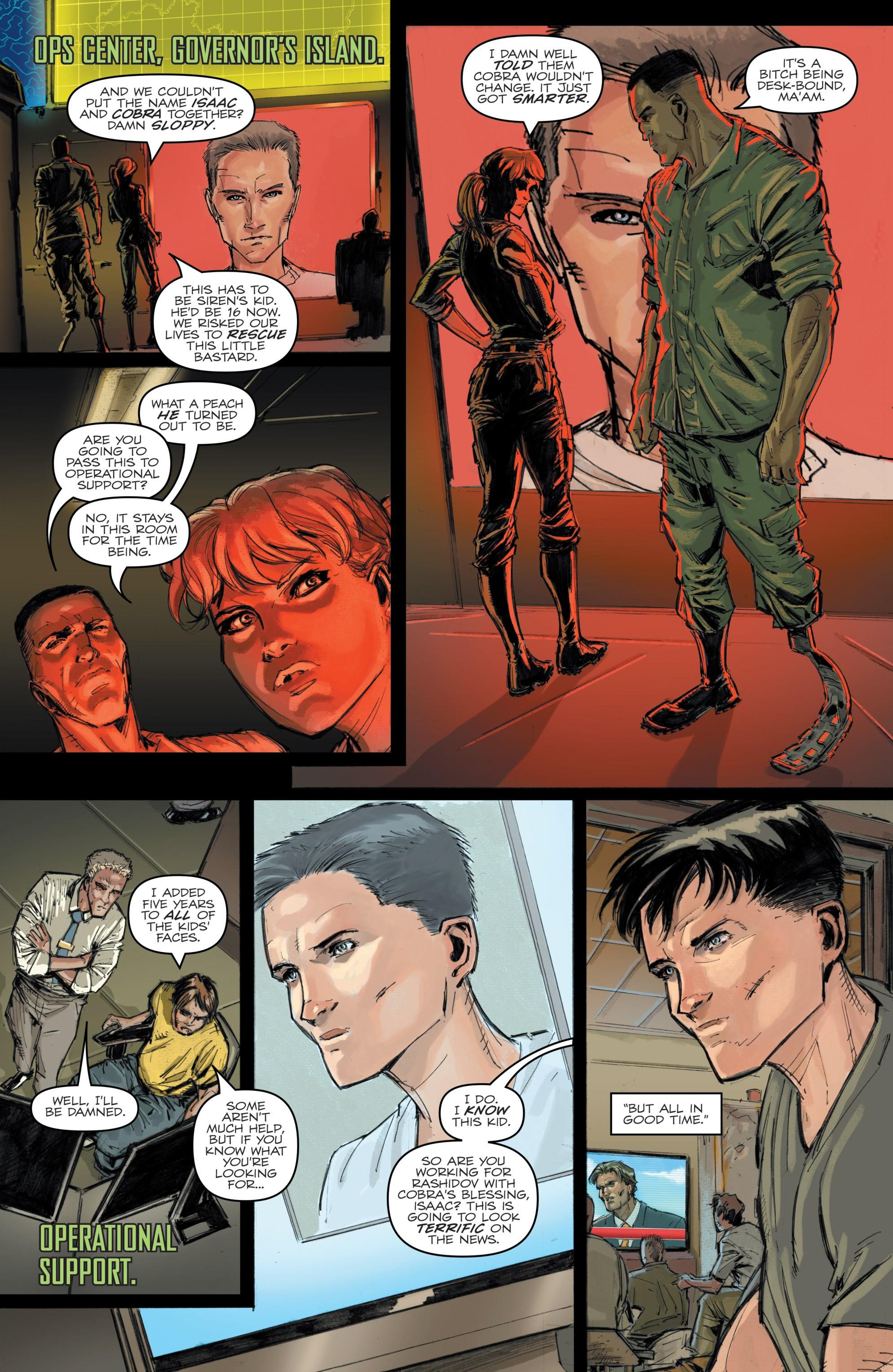 G.I. Joe (2014) #_TPB_2 #10 - English 25