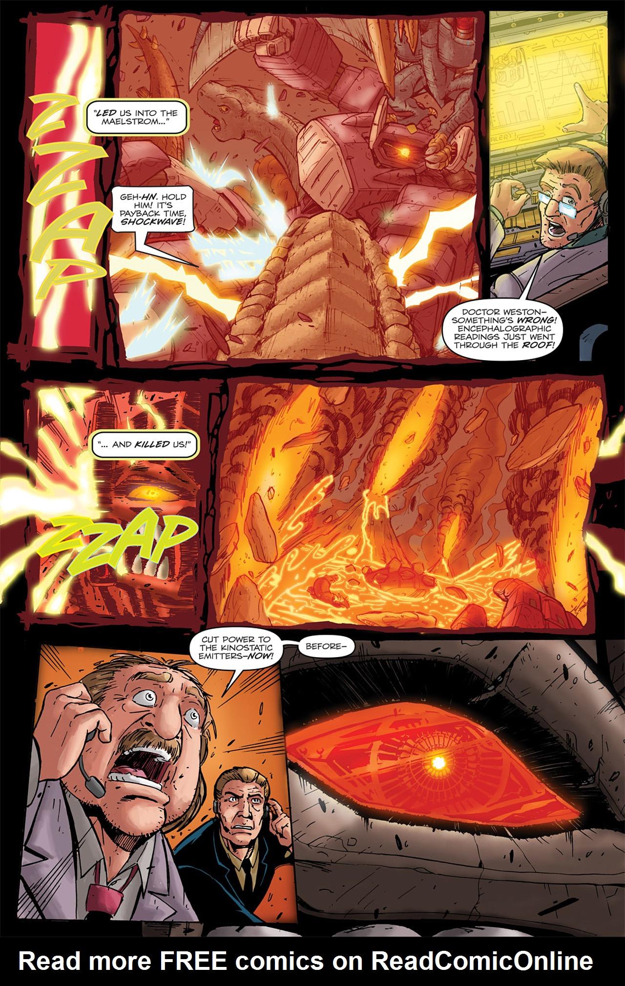 Read online Transformers Spotlight: Grimlock comic -  Issue # Full - 9