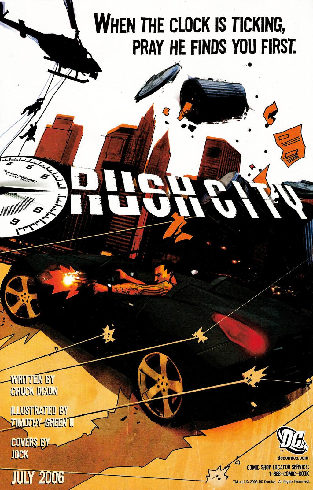 Read online Secret Six (2006) comic -  Issue #4 - 7