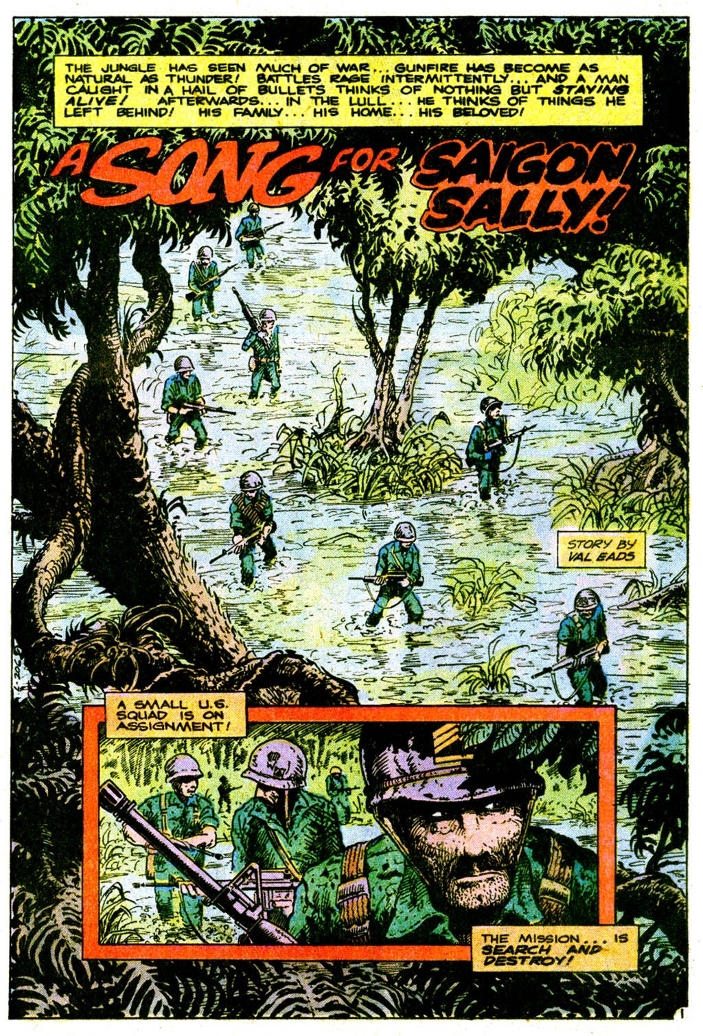 Read online Sgt. Rock comic -  Issue #311 - 24