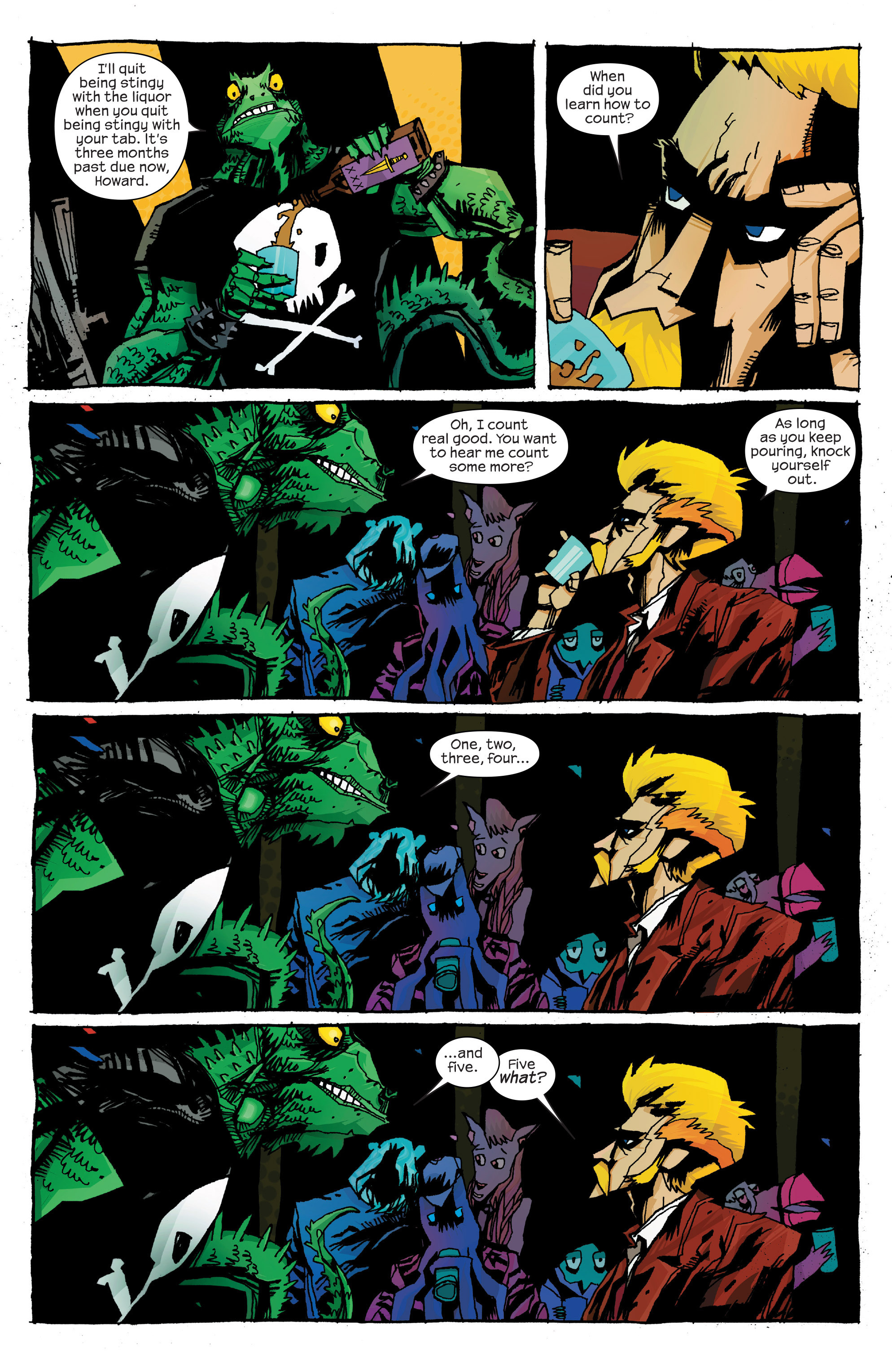 Read online Secret Wars Journal/Battleworld comic -  Issue # TPB - 212