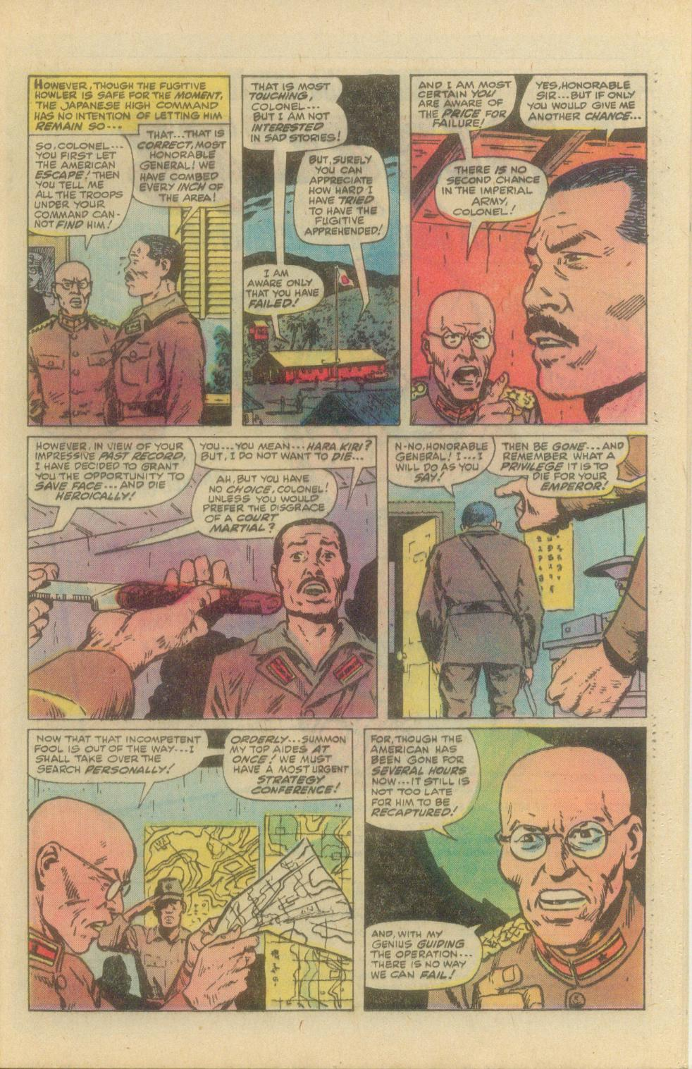 Read online Sgt. Fury comic -  Issue #149 - 21