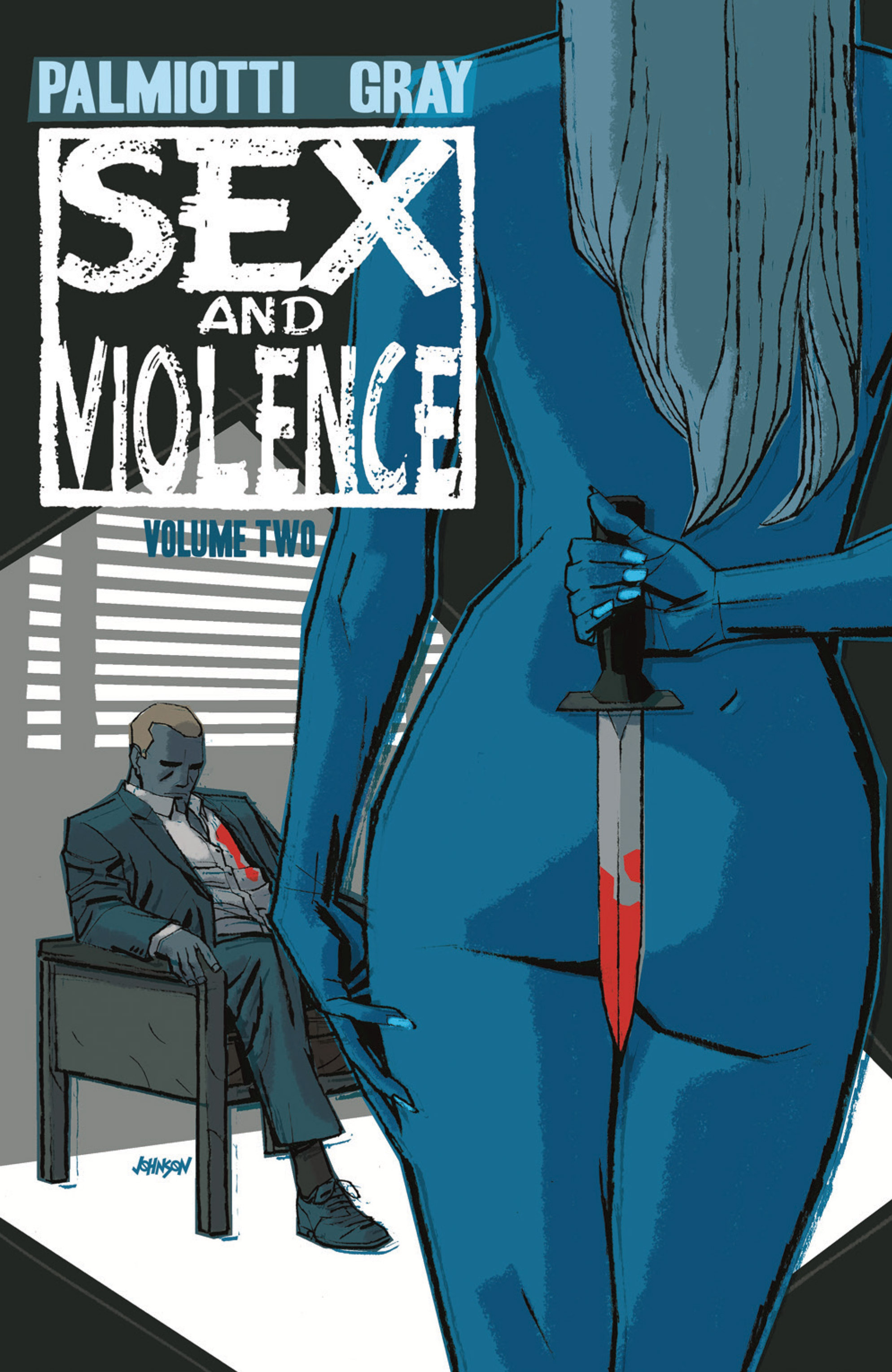 Read online Sex and Violence Vol. 2 comic -  Issue # Full - 1