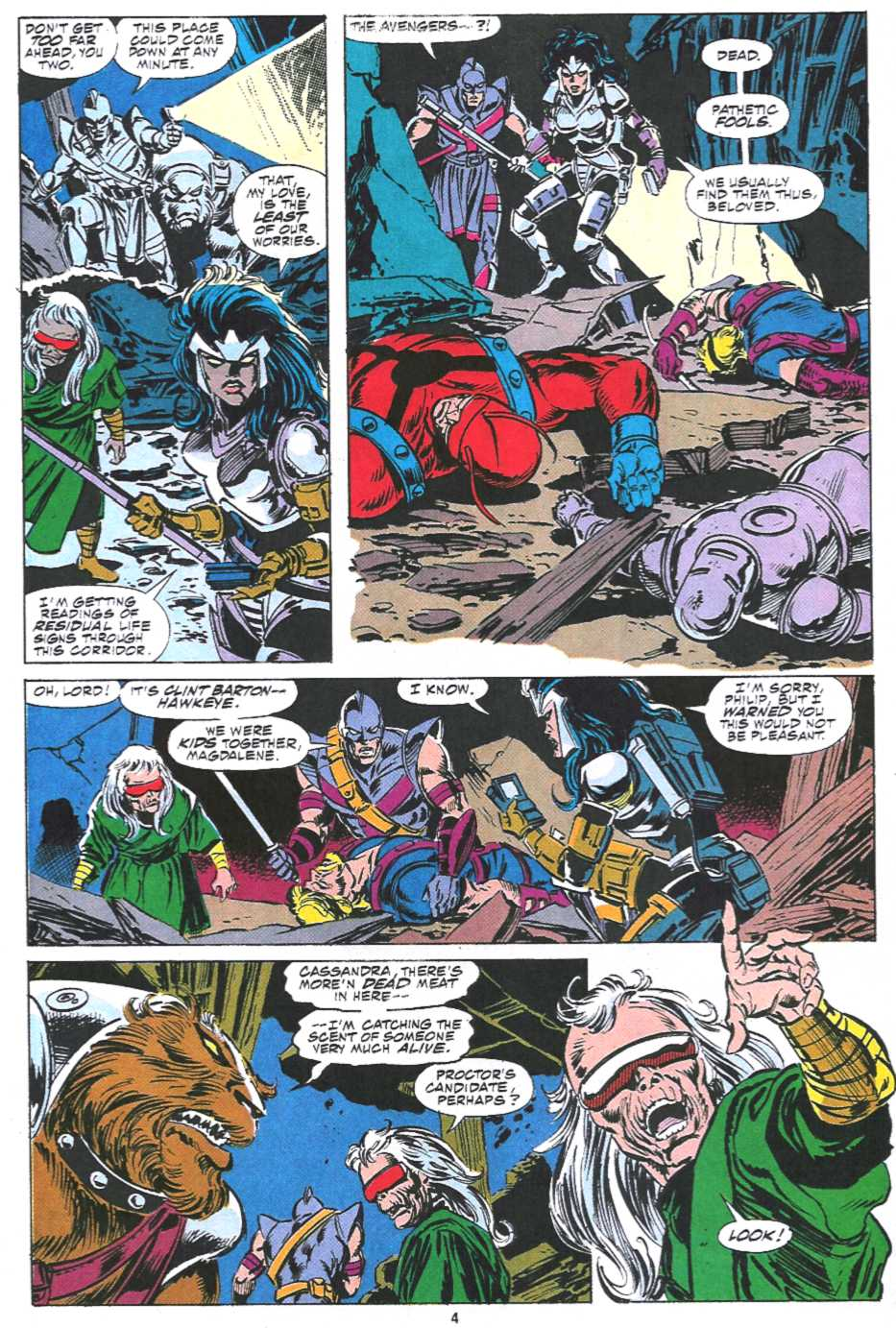 The Avengers (1963) 355 Page 4