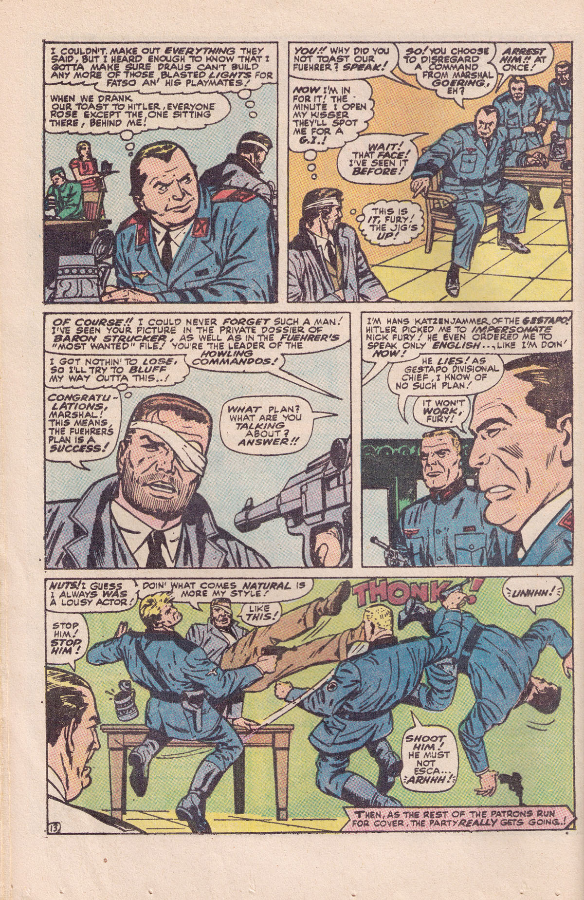 Read online Sgt. Fury comic -  Issue #89 - 20