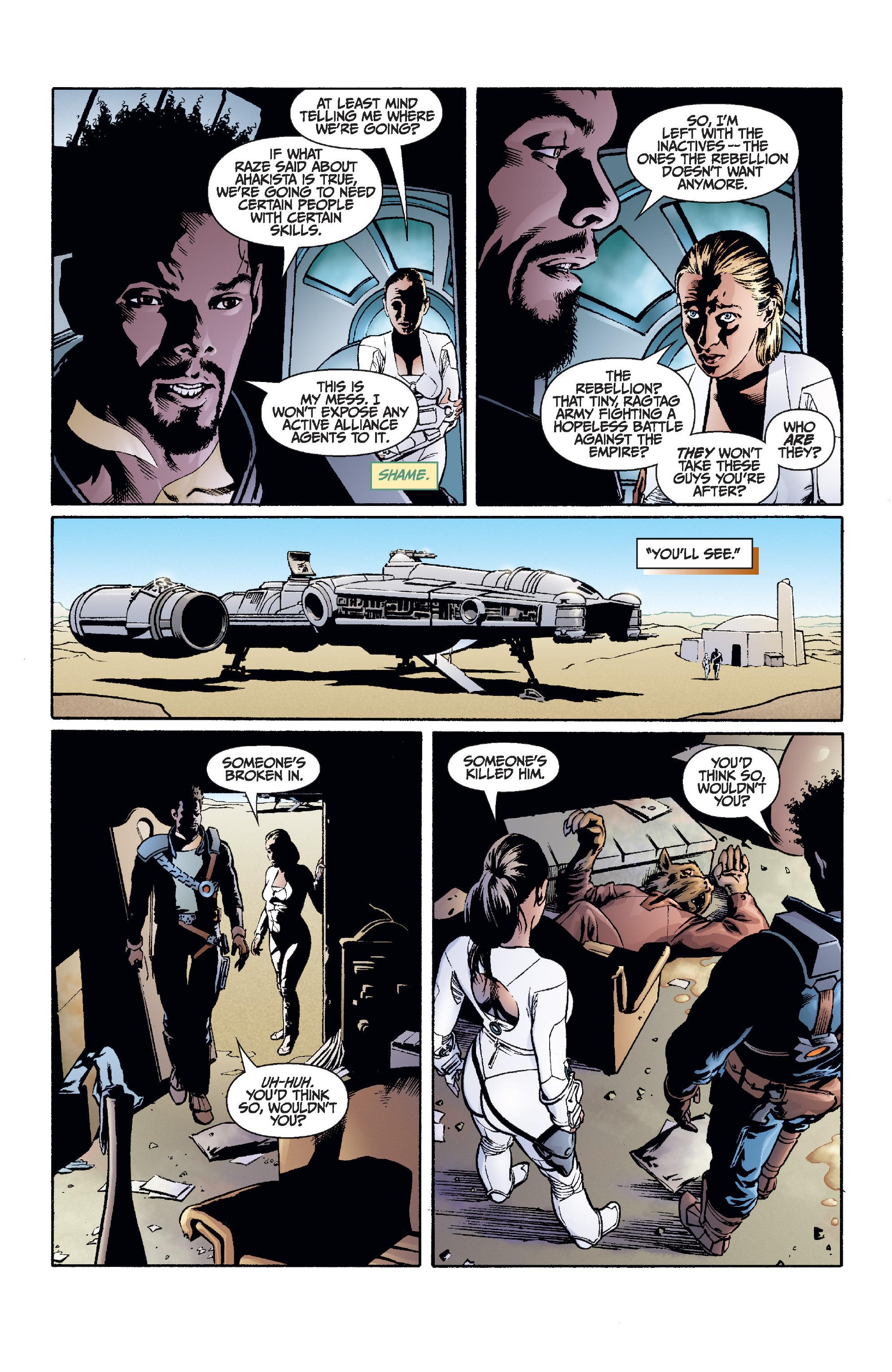 Read online Star Wars Omnibus comic -  Issue # Vol. 20 - 205