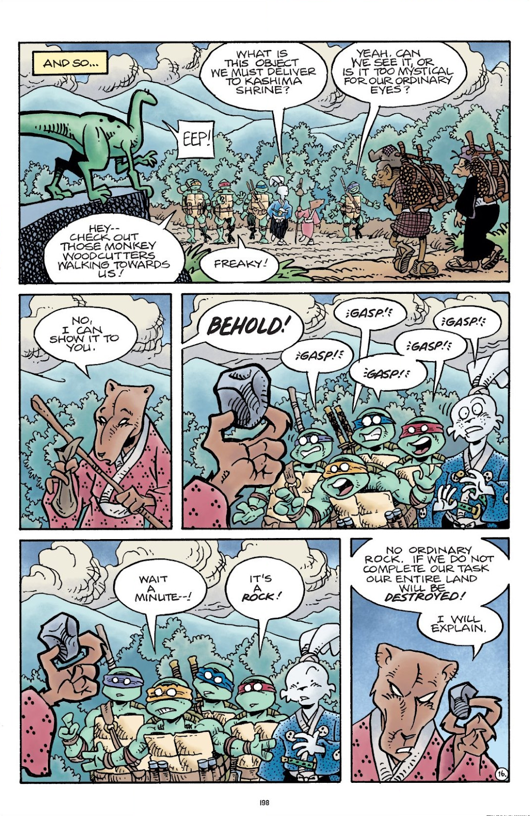 Read online Teenage Mutant Ninja Turtles: The IDW Collection comic -  Issue # TPB 9 (Part 2) - 97