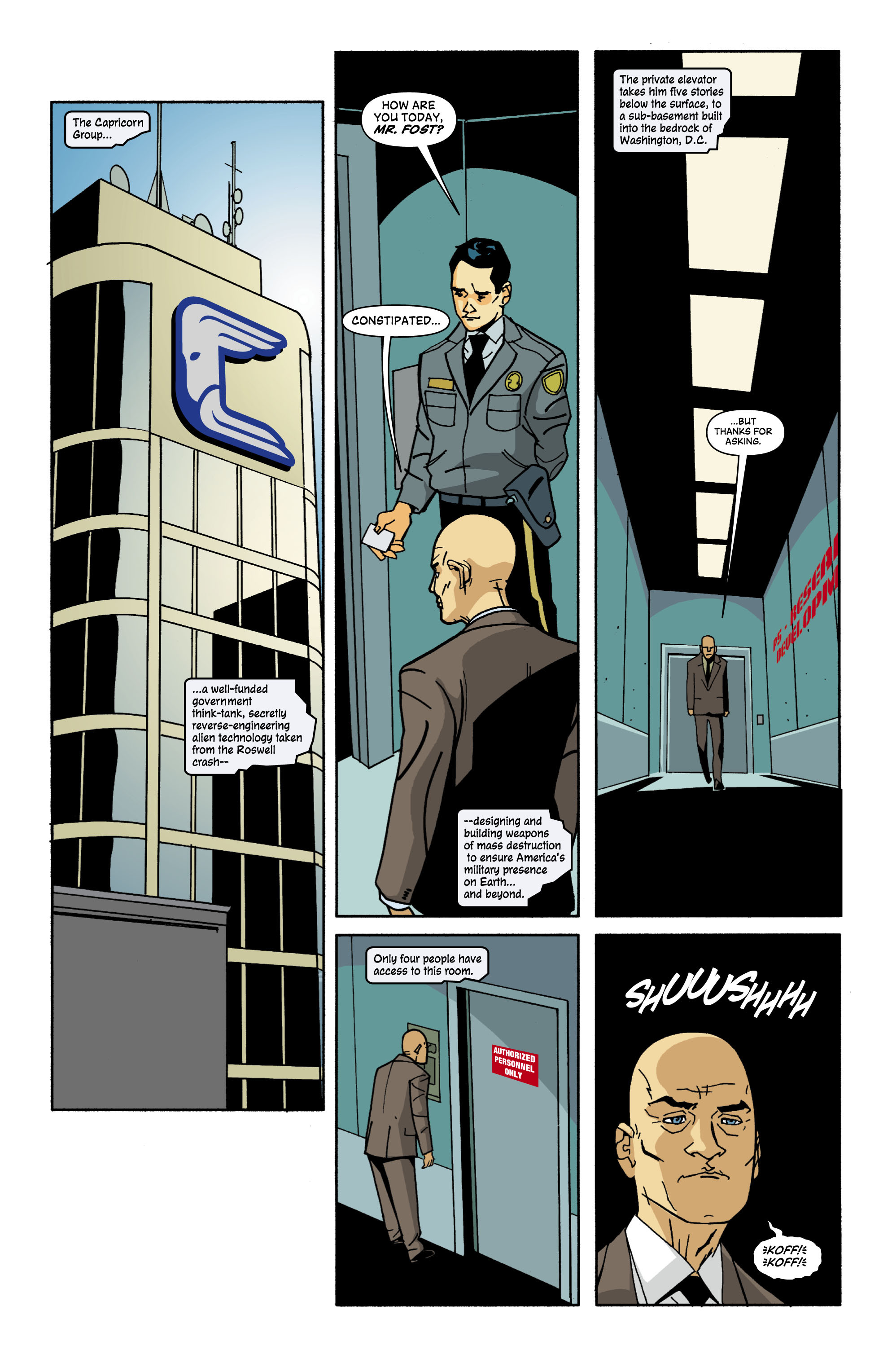 Read online Red Herring comic -  Issue #4 - 12