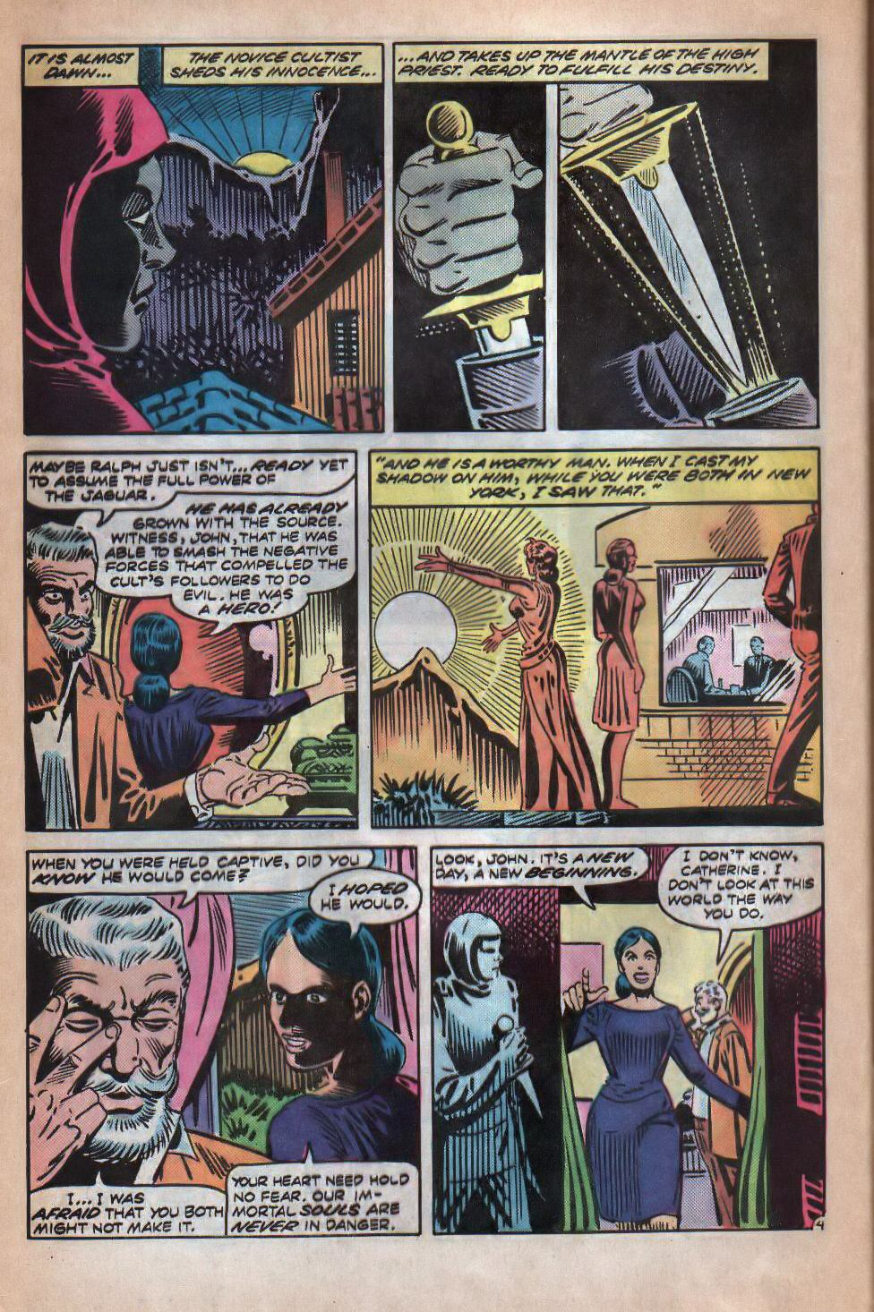 Read online The Fly (1983) comic -  Issue #8 - 22