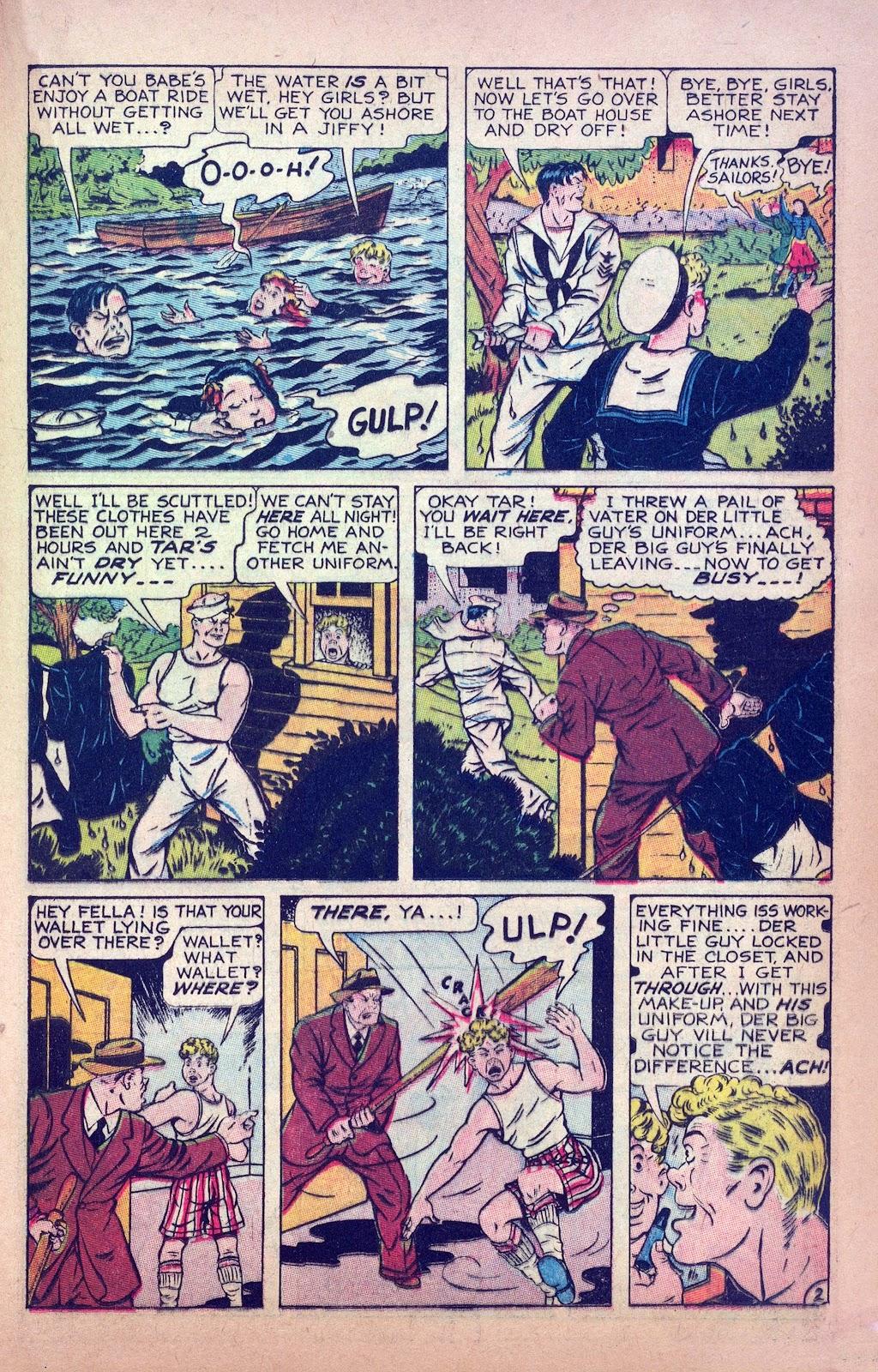 Read online Joker Comics comic -  Issue #16 - 38