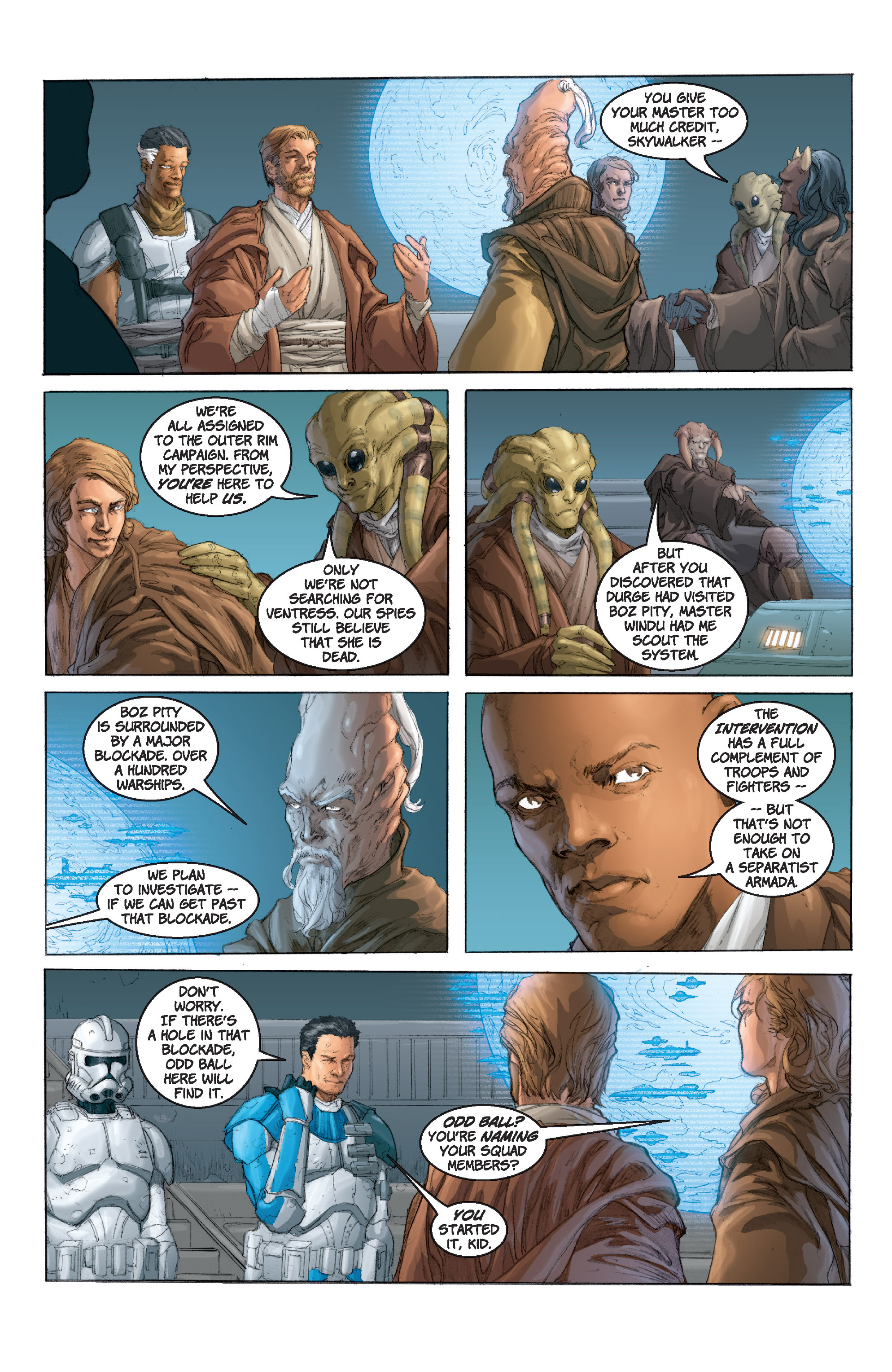 Read online Star Wars Omnibus comic -  Issue # Vol. 26 - 149