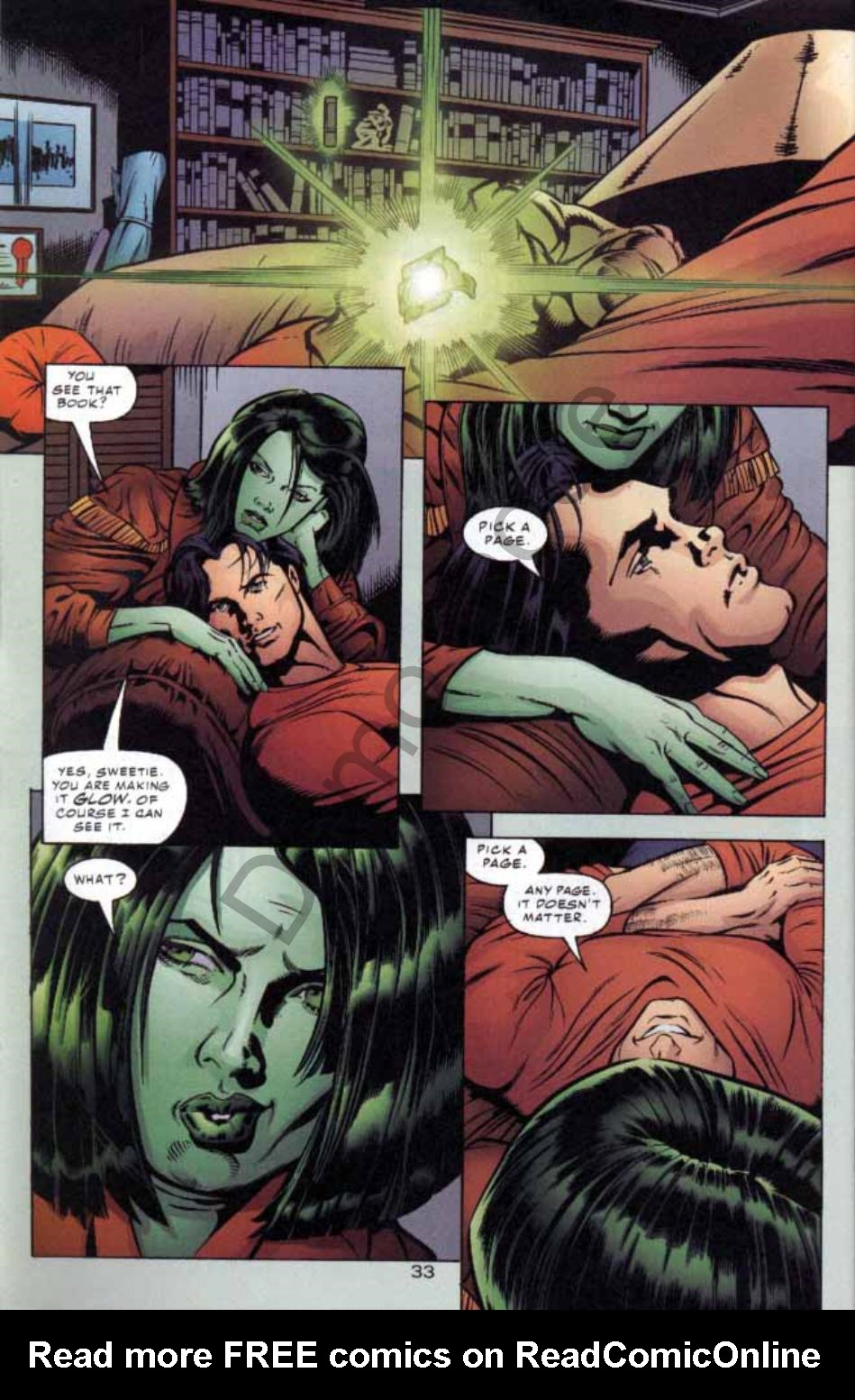 Read online Green Lantern: Our Worlds At War comic -  Issue # Full - 31
