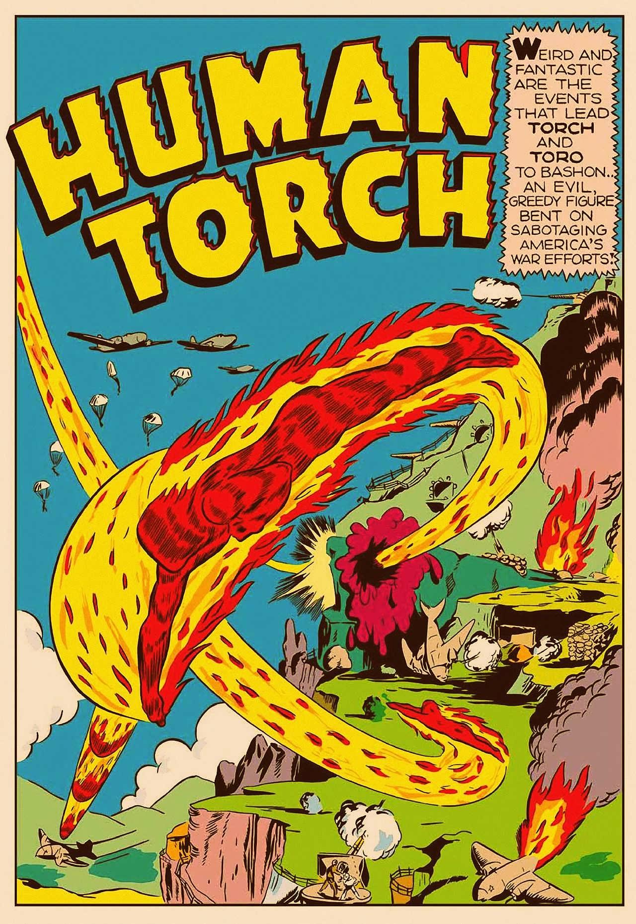 Read online All-Winners Comics comic -  Issue #9 - 2