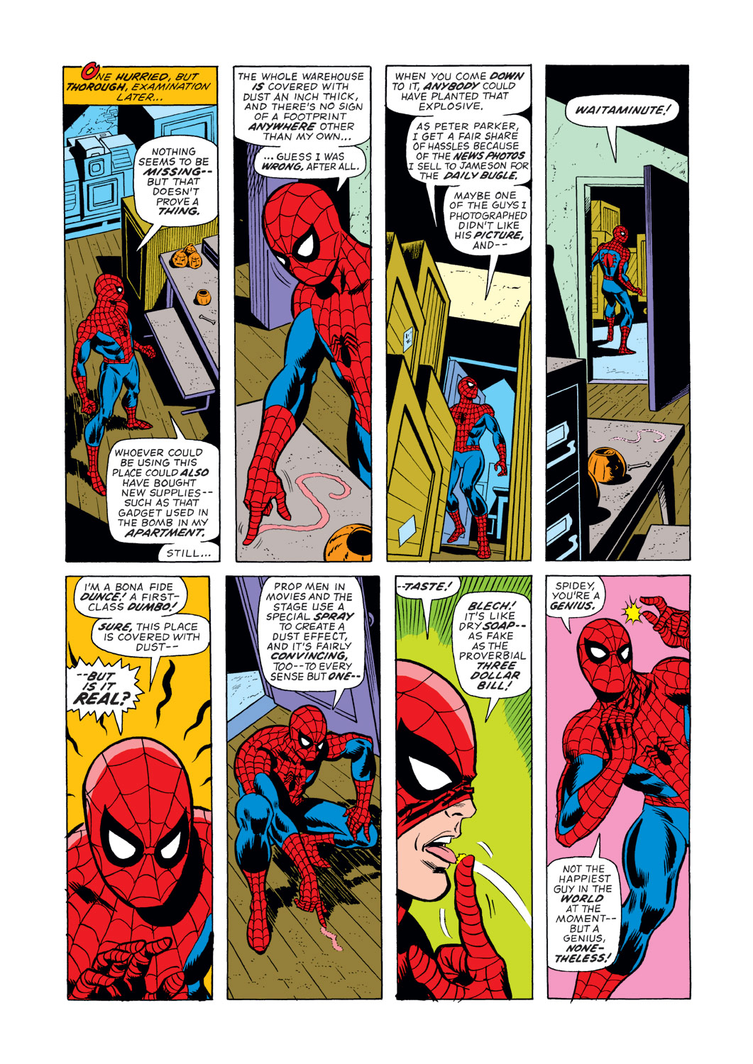 The Amazing Spider-Man (1963) 136 Page 9