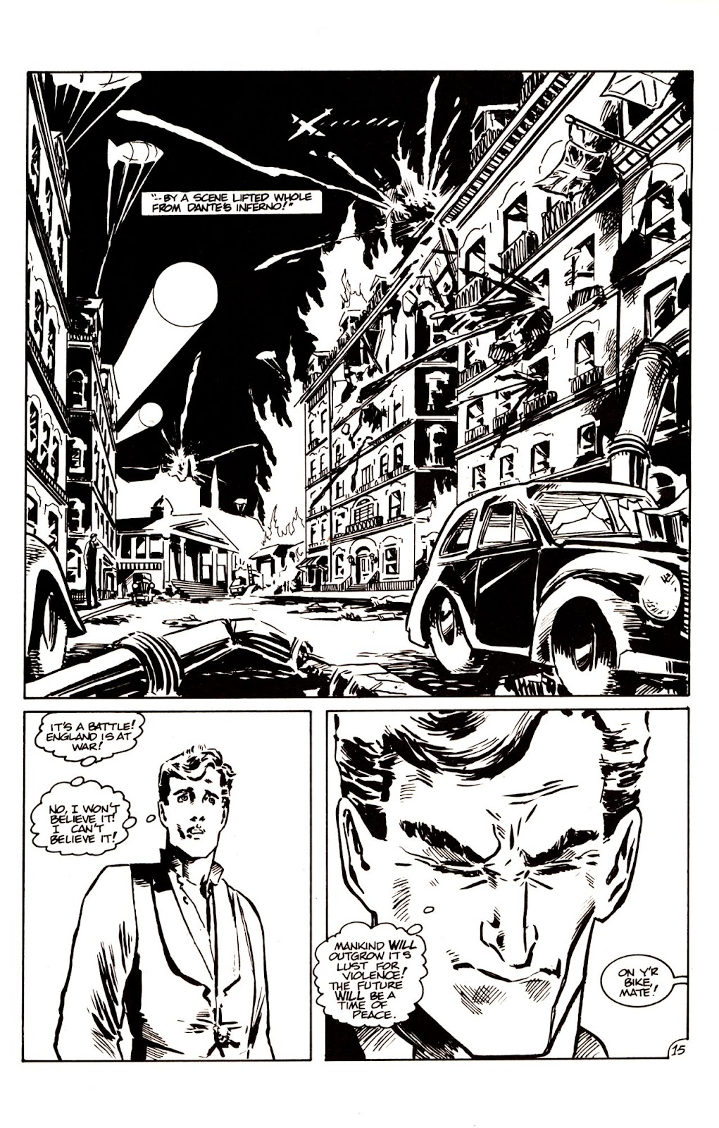 The Time Machine issue 1 - Page 18
