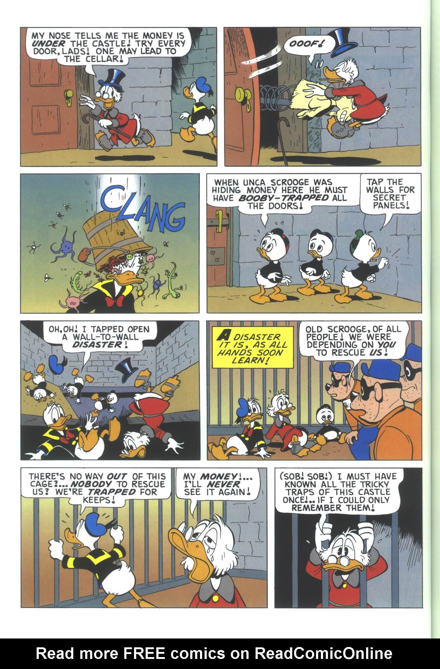 Read online Uncle Scrooge (1953) comic -  Issue #358 - 24