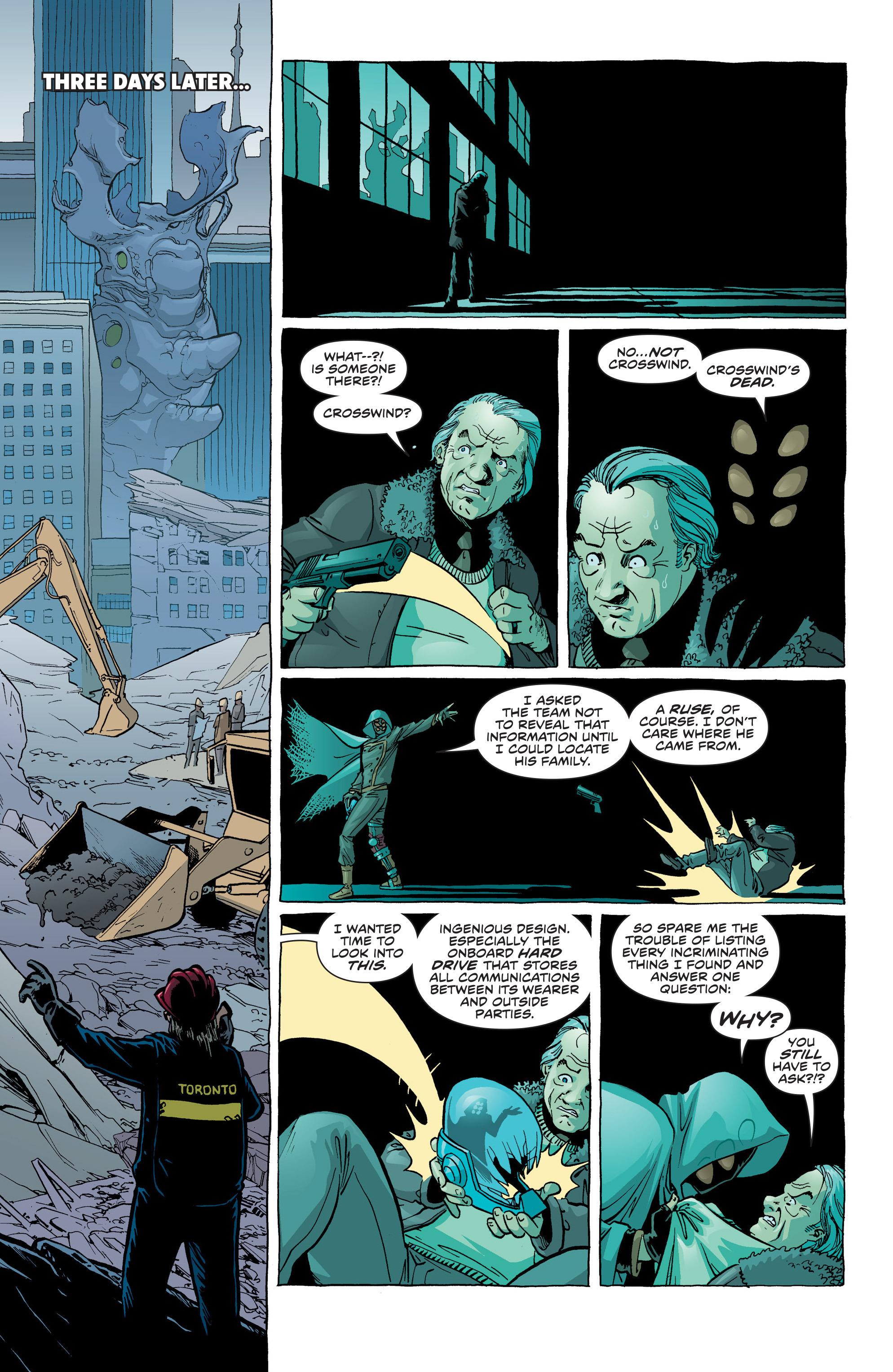 Read online Secret Identities comic -  Issue # _TPB - 167