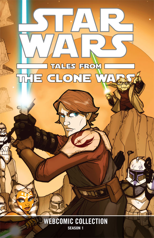 Read online Star Wars: Tales From The Clone Wars comic -  Issue # TPB - 1