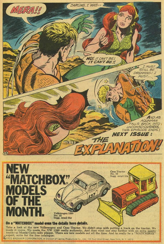 Aquaman (1962) issue 45 - Page 31