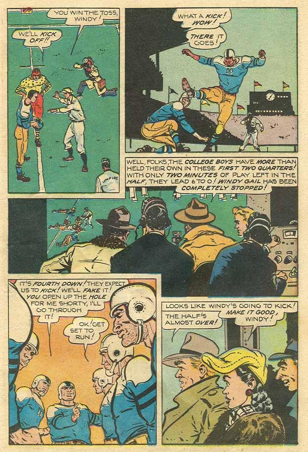 Read online Shadow Comics comic -  Issue #79 - 18