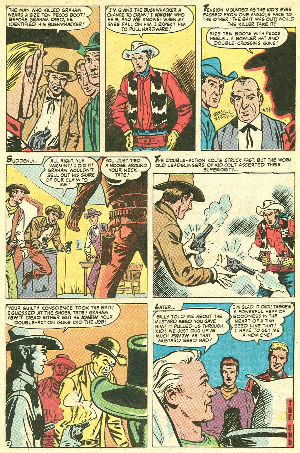 Kid Colt Outlaw issue 141 - Page 33