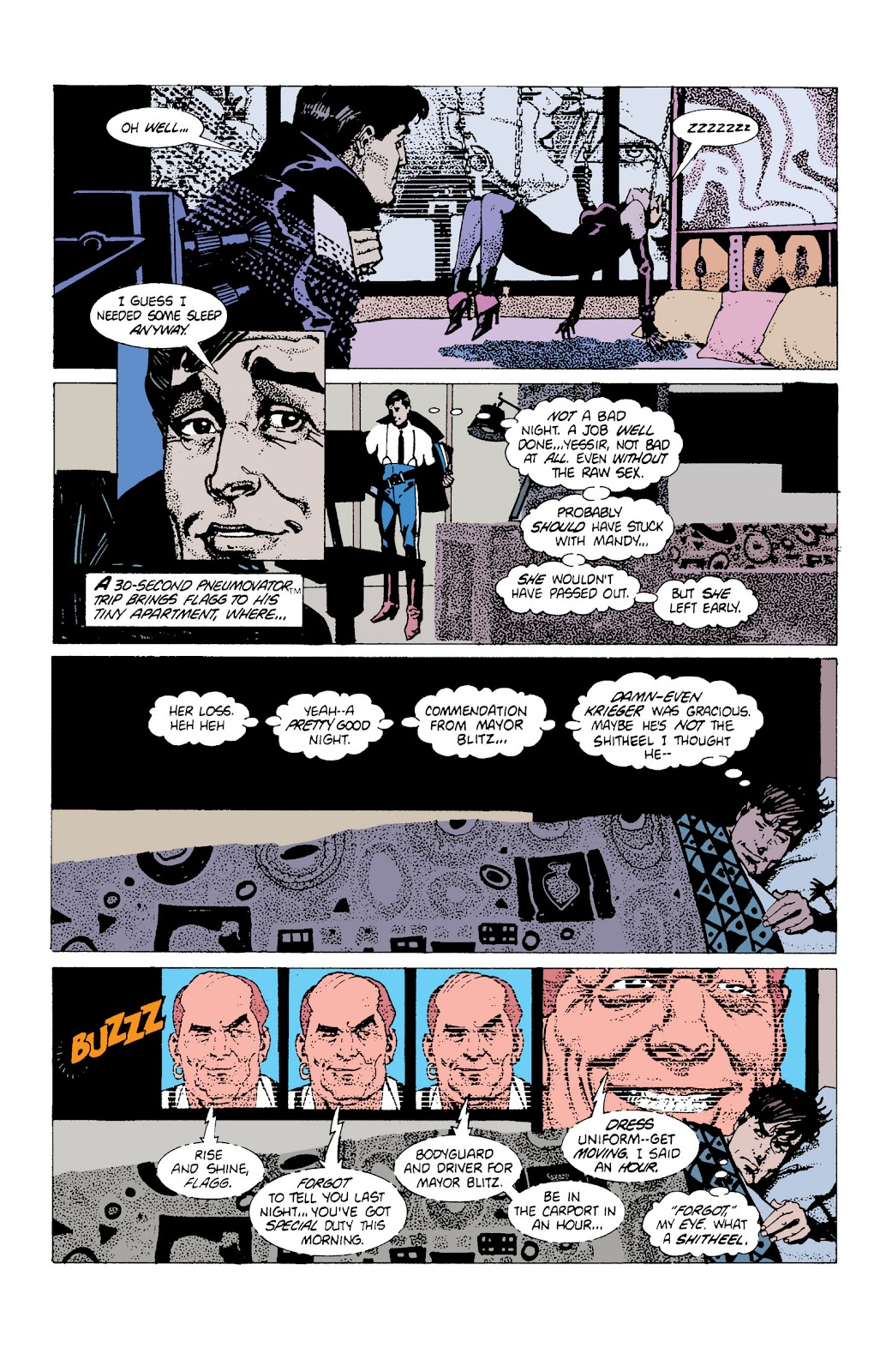 American Flagg! issue Definitive Collection (Part 1) - Page 58