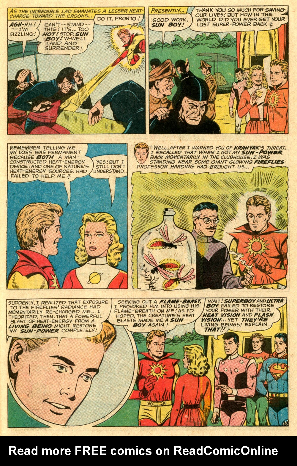 Read online Action Comics (1938) comic -  Issue #388 - 31