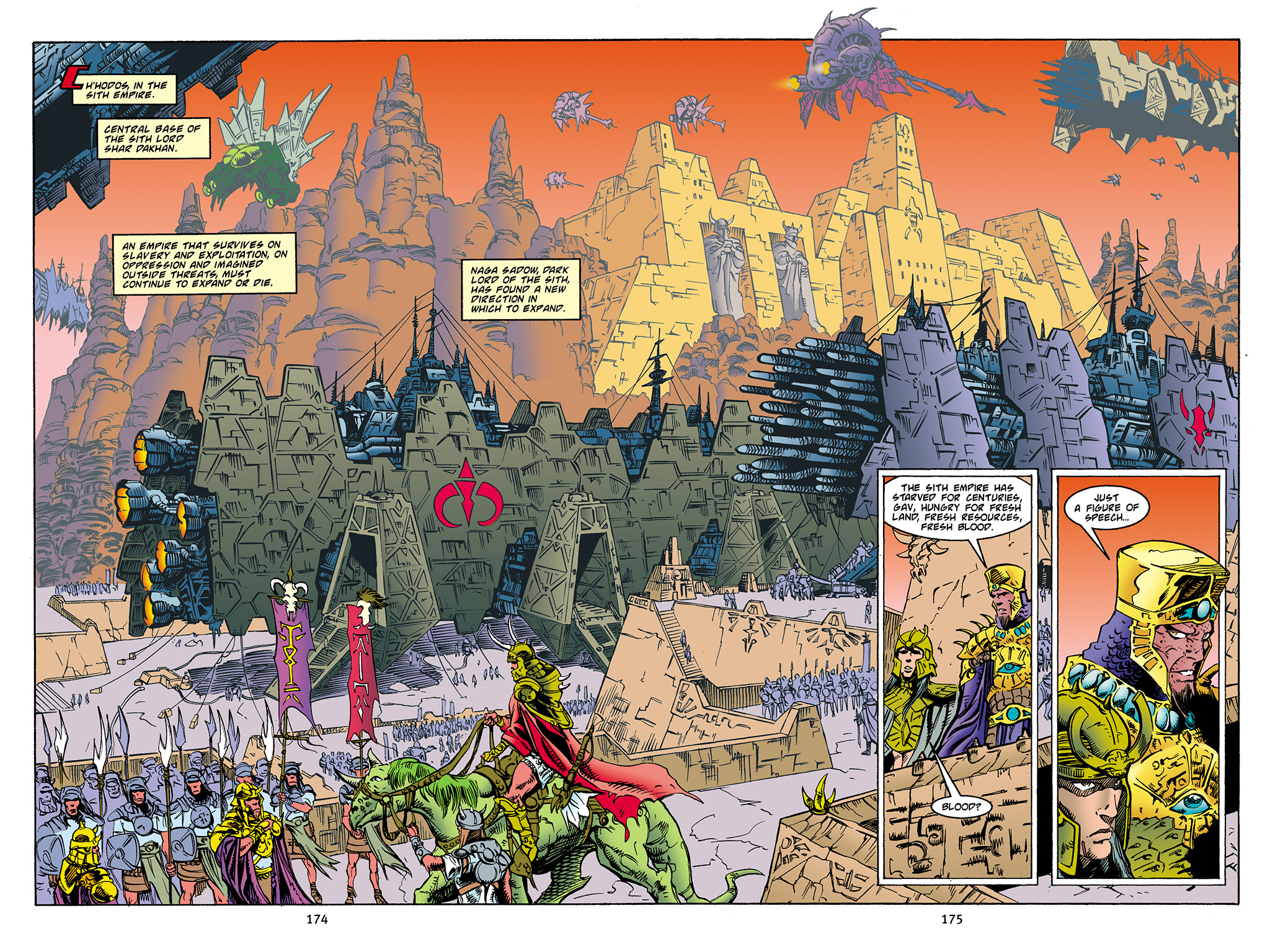 Read online Star Wars Omnibus comic -  Issue # Vol. 4 - 169