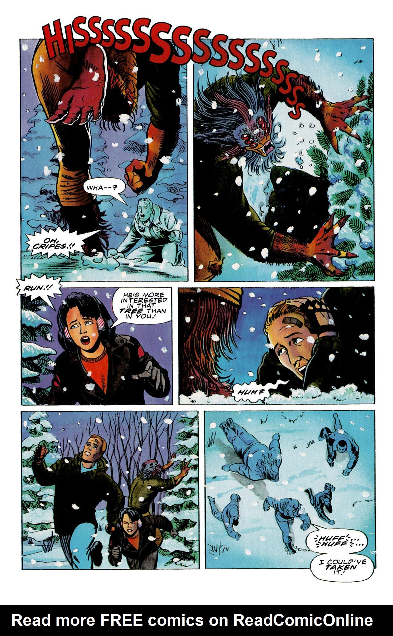 Read online Harbinger (1992) comic -  Issue #27 - 19