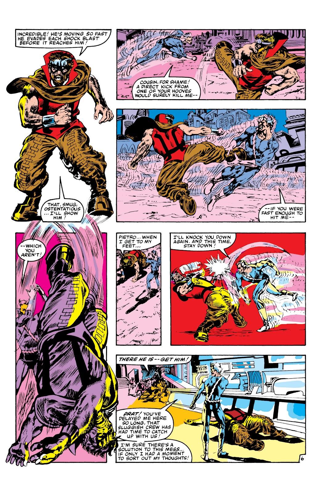 Read online Marvel Masterworks: The Inhumans comic -  Issue # TPB 2 (Part 3) - 109
