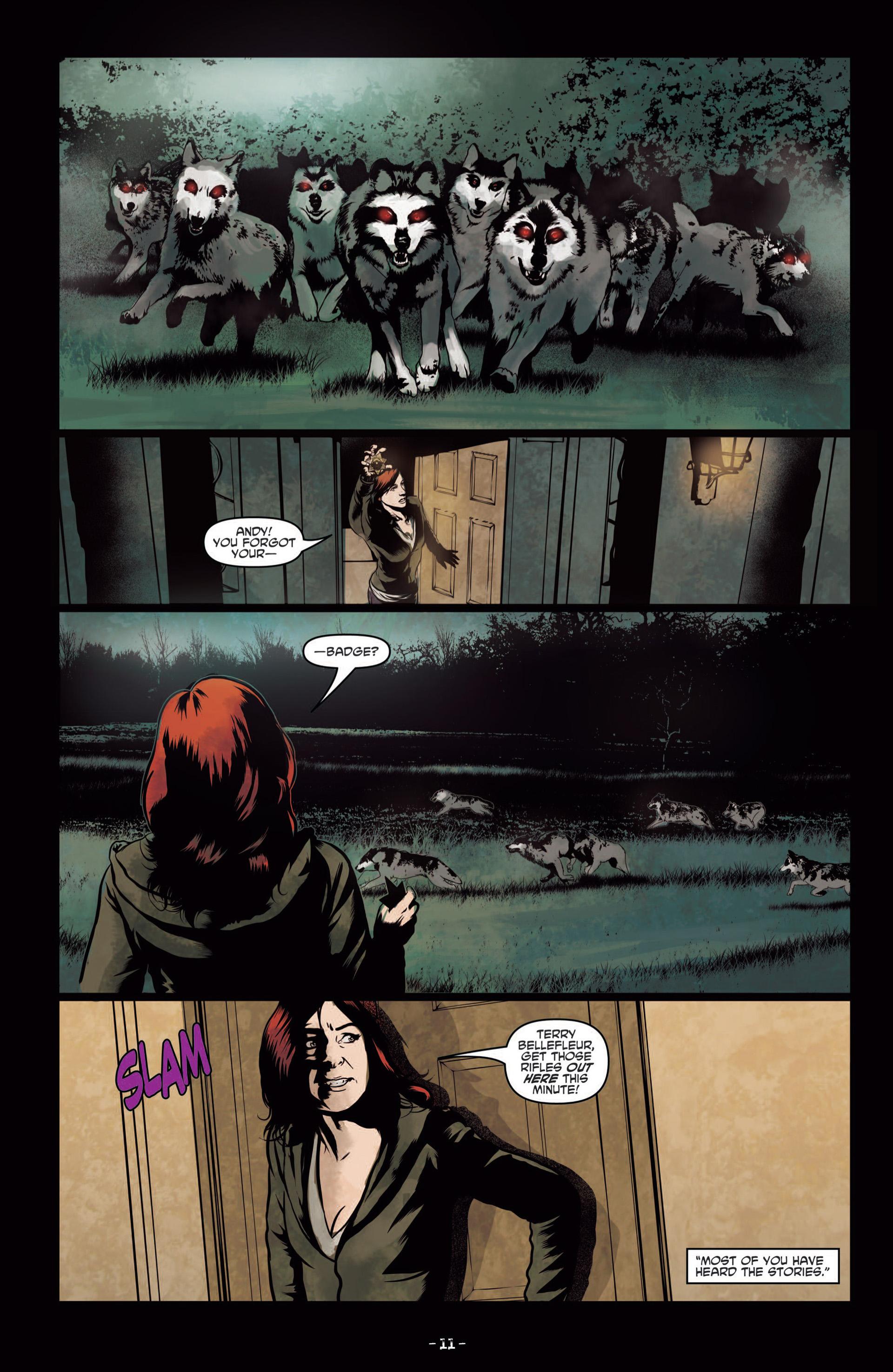 Read online True Blood (2012) comic -  Issue #8 - 13