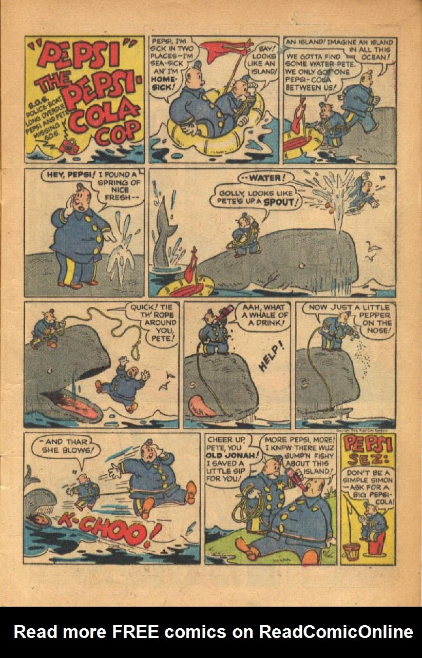 Read online Super-Magician Comics comic -  Issue #54 - 10