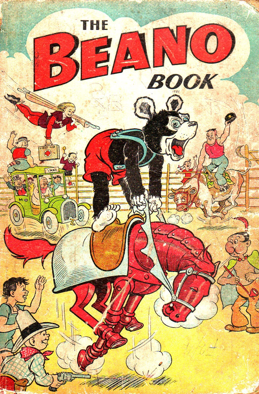 The Beano Book (Annual) 1951 Page 1