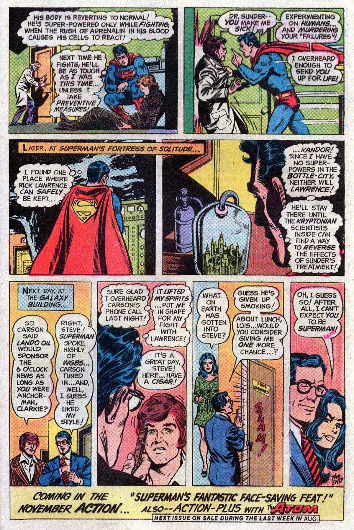 Action Comics (1938) 452 Page 13