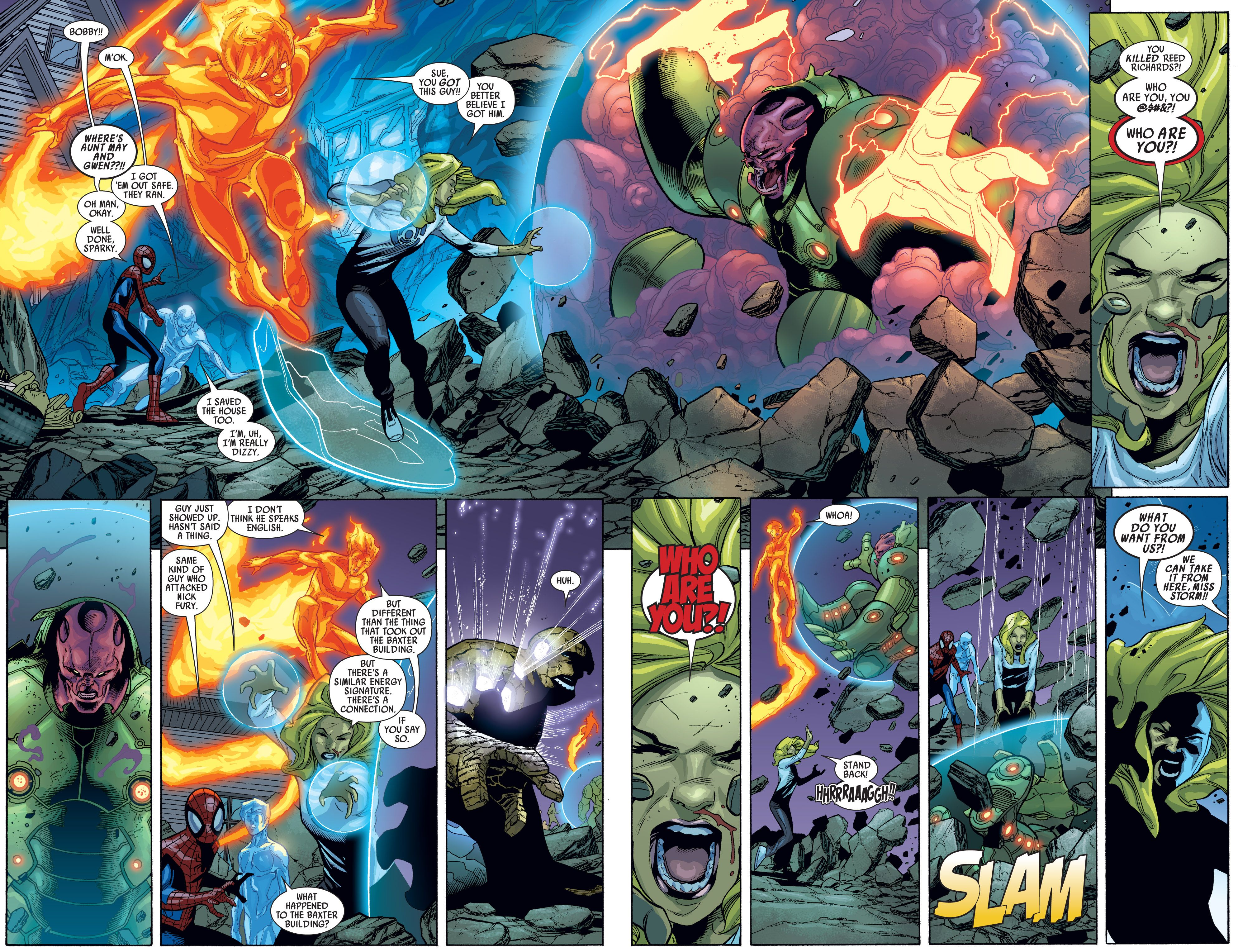 Read online Ultimate Comics Doomsday comic -  Issue # Full - 62
