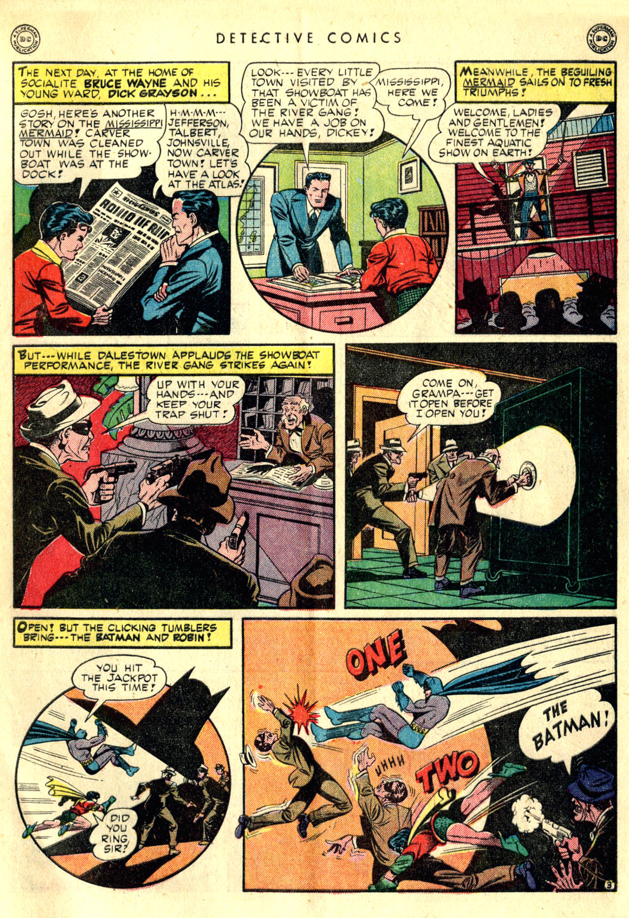 Read online Detective Comics (1937) comic -  Issue #90 - 5