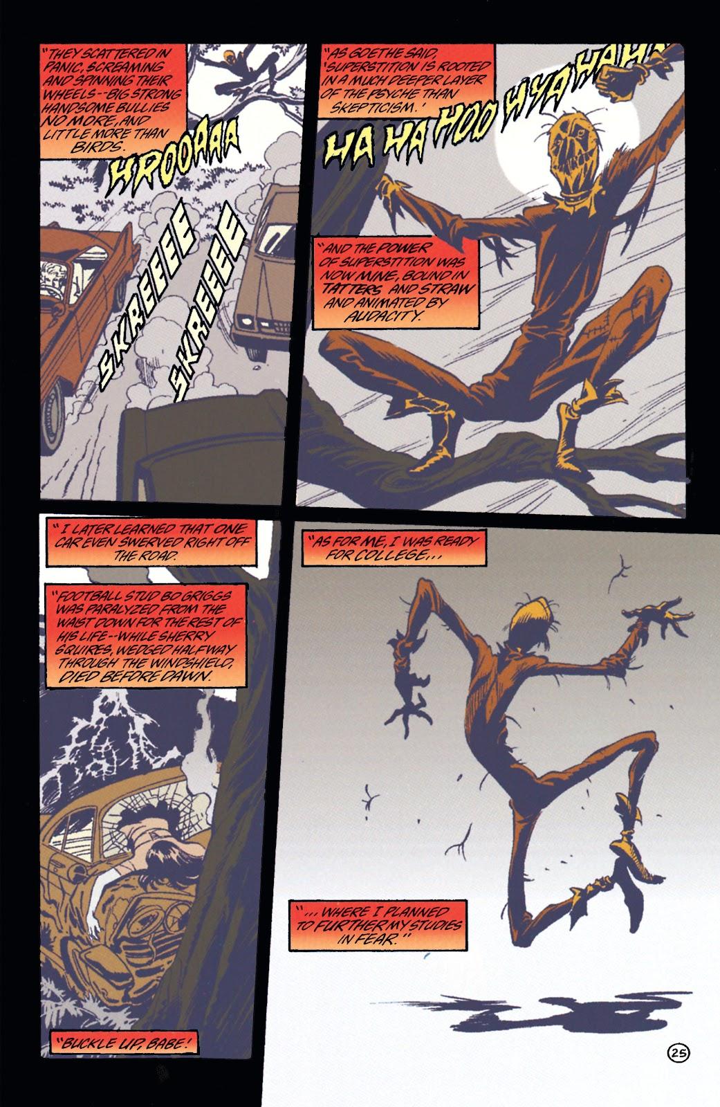 Read online Batman Arkham: Scarecrow comic -  Issue # TPB (Part 2) - 65