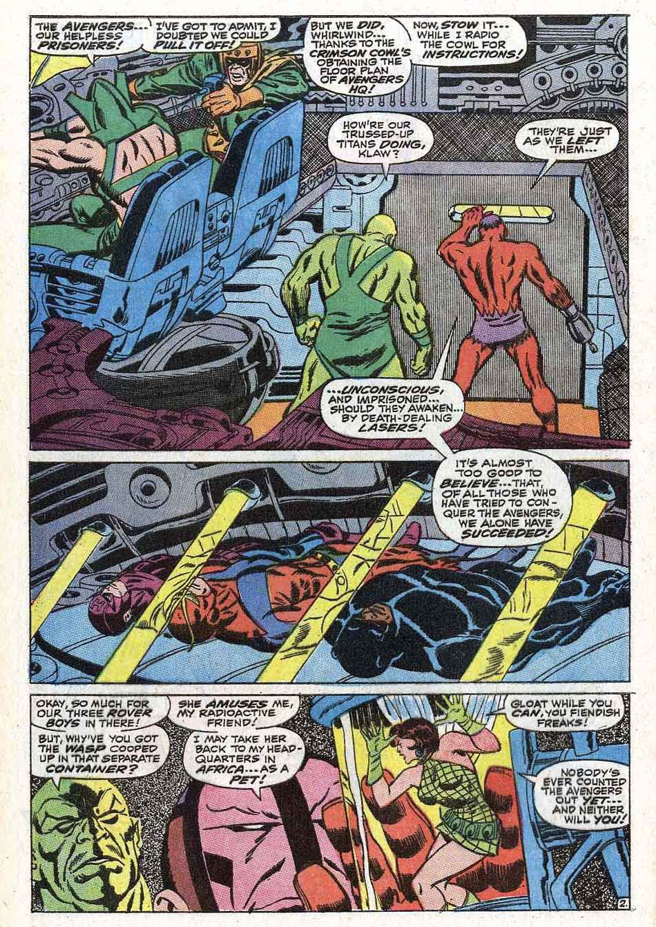 The Avengers (1963) 55 Page 3